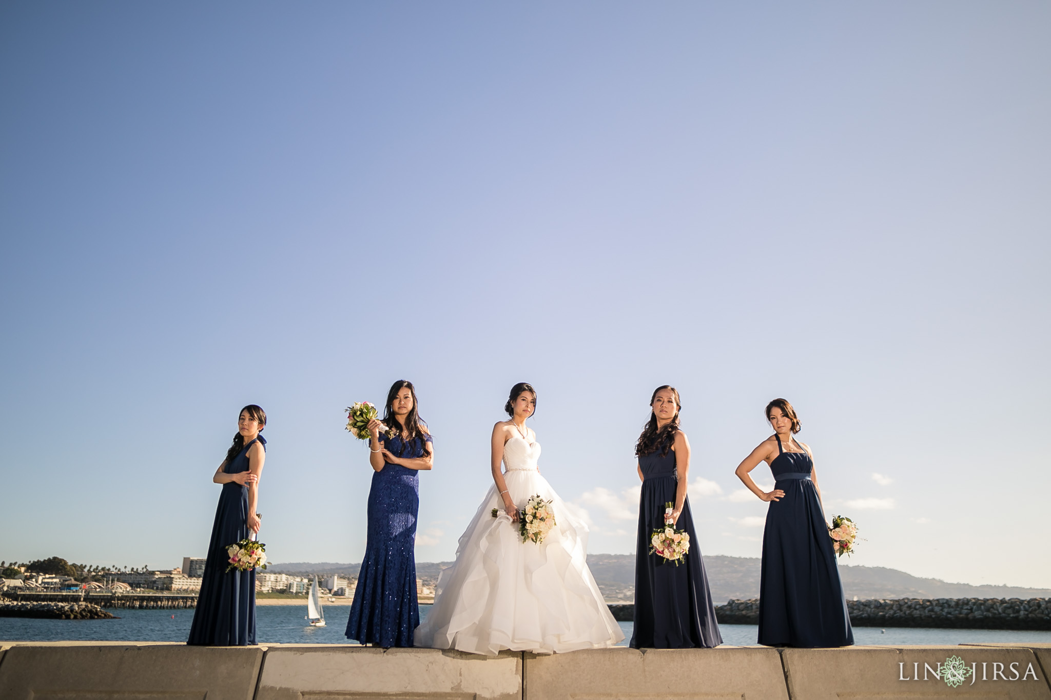 06 portofino hotel redondo beach bride photography