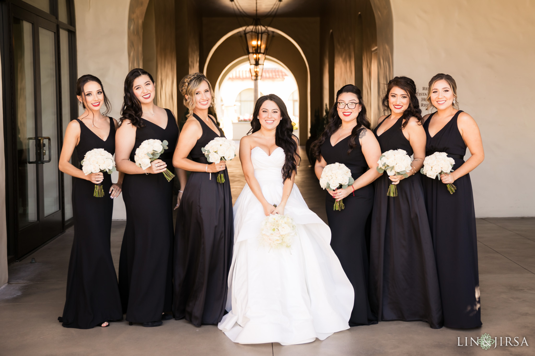 07 hyatt regency huntington beach bridesmaids photography