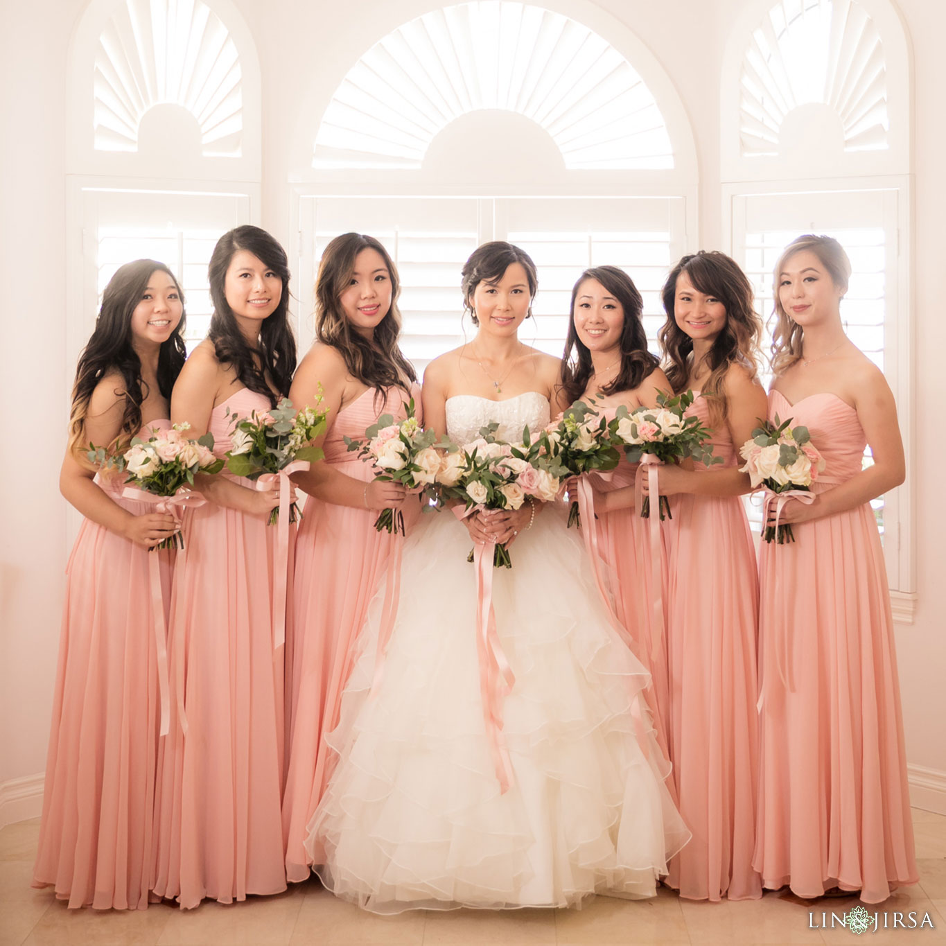 08 brookside golf club pasadena bridesmaids wedding photography