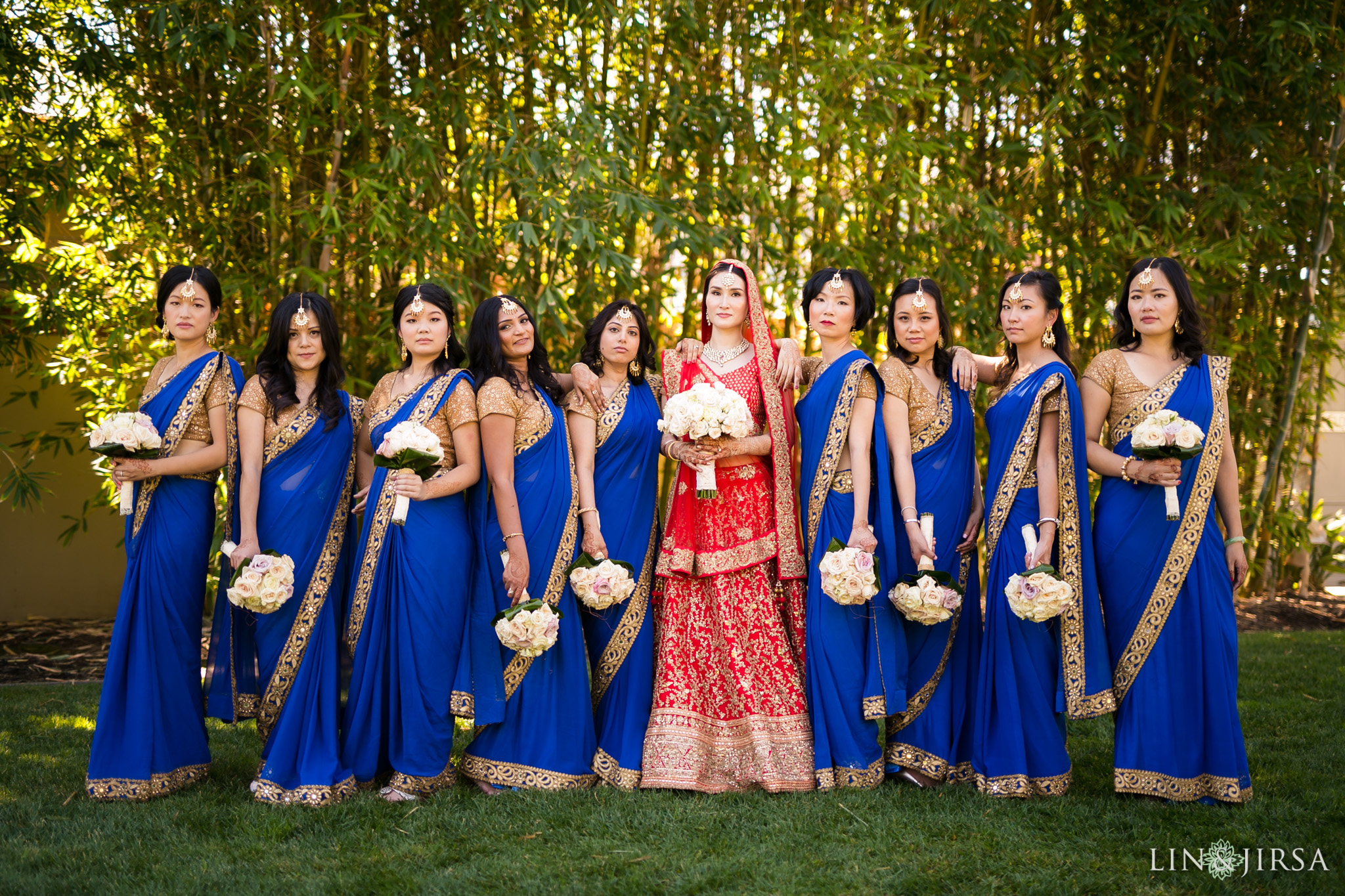 09 four seasons westlake village bridesmaids wedding photography