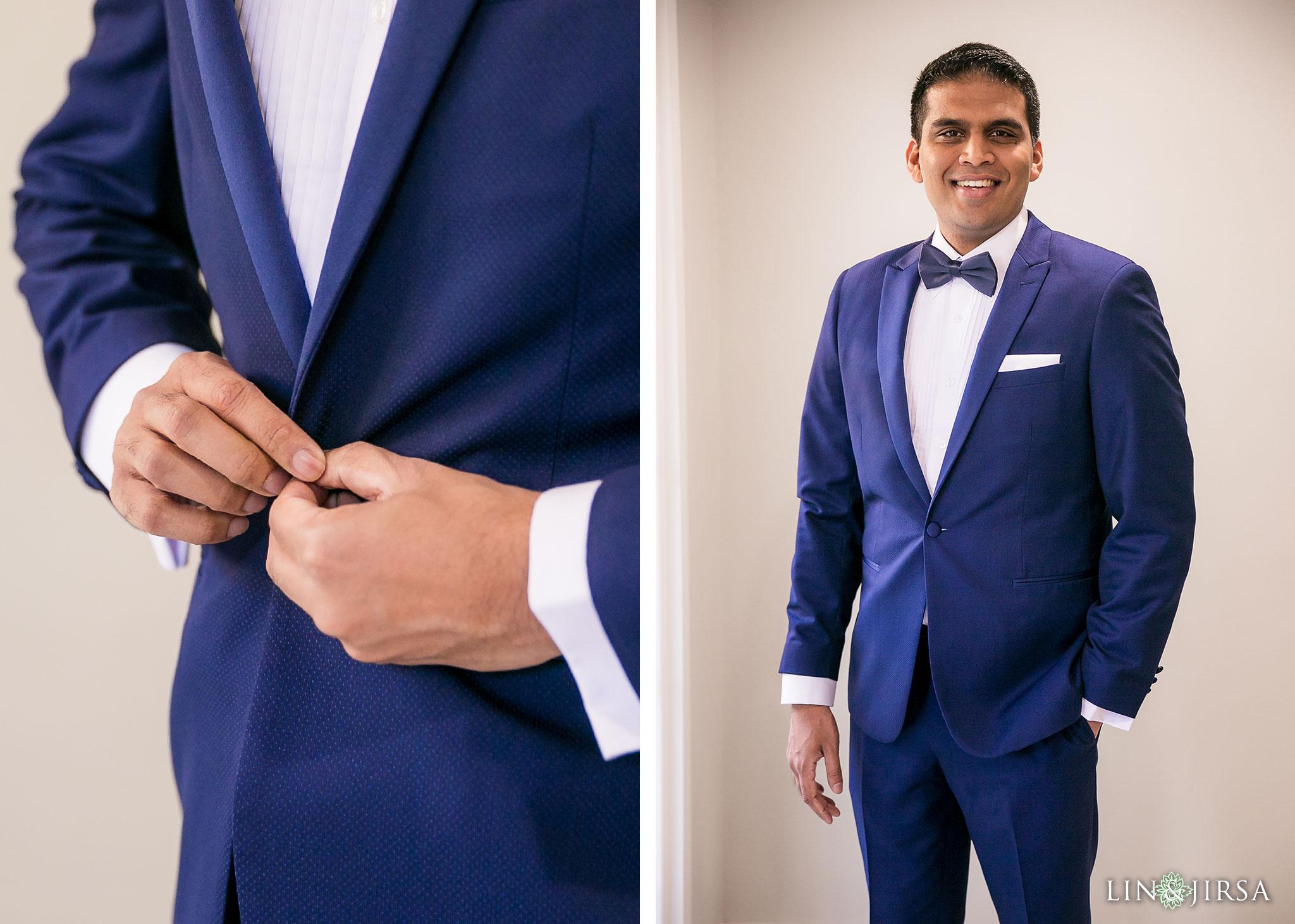 11 Orange County Indian Groom Wedding Photography