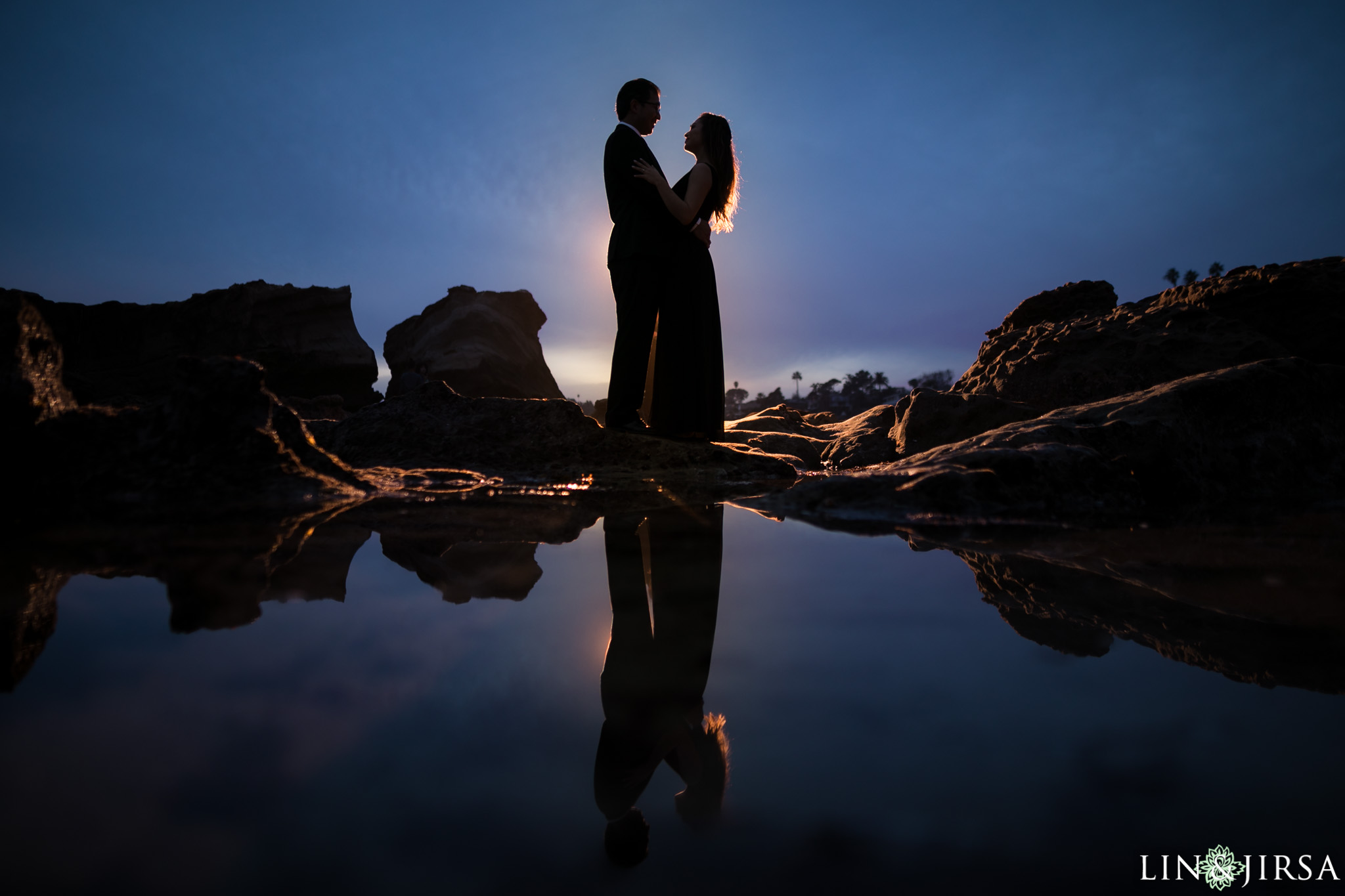 11 heisler beach orange county engagement photography