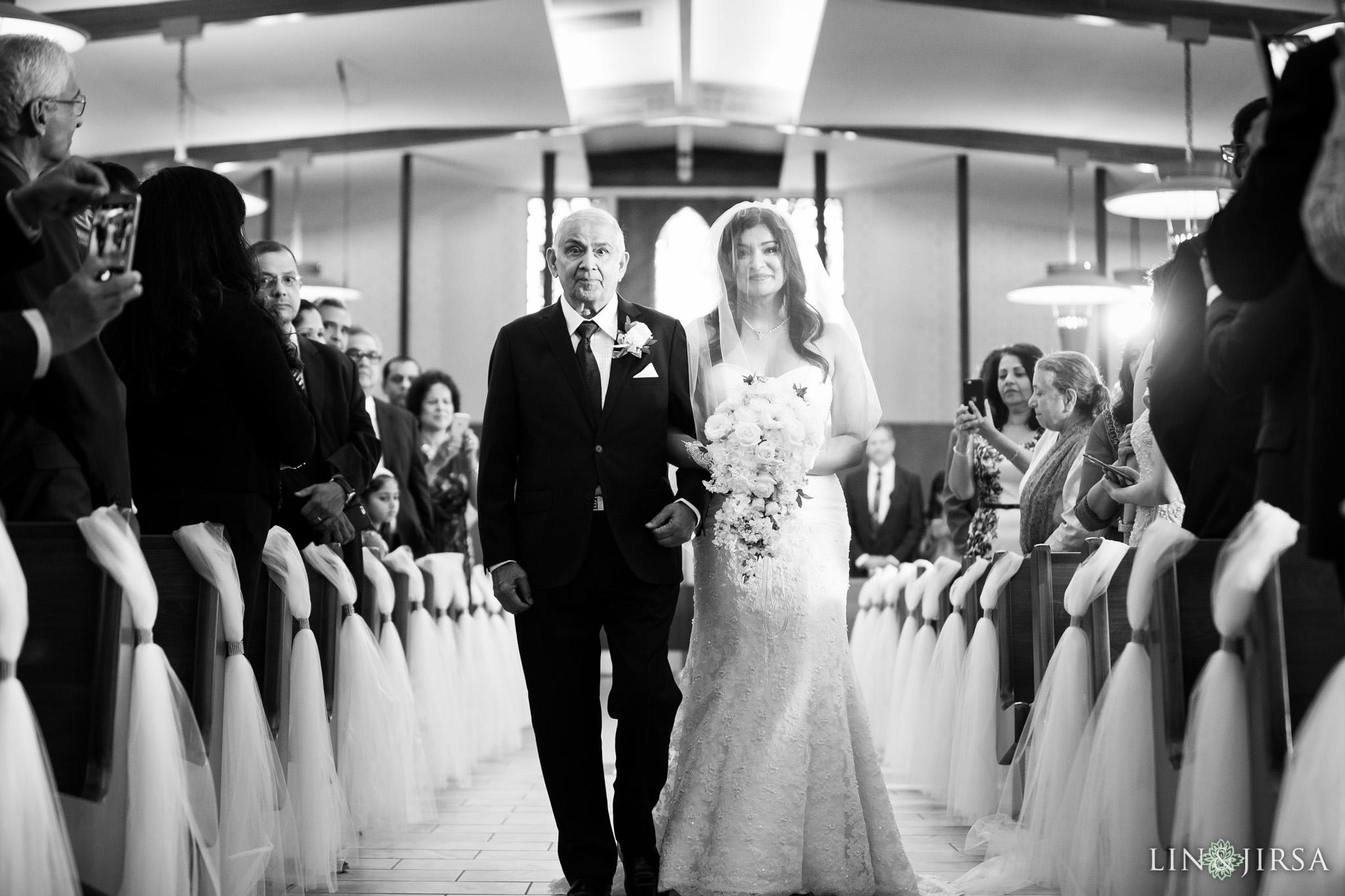 14 St Juliana Falconieri Church Fullerton Wedding Photography