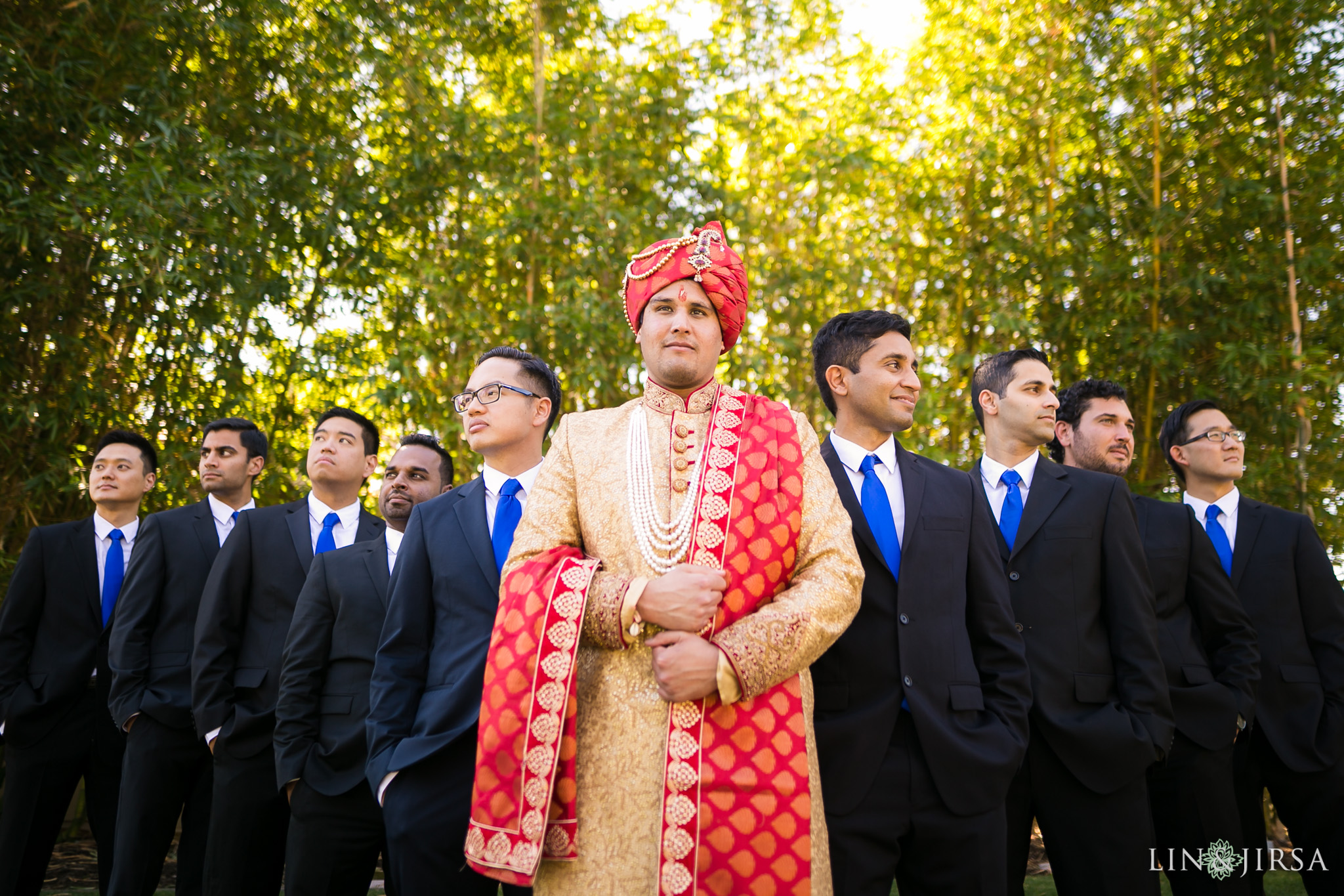 15 four seasons westlake village groomsmen wedding photography