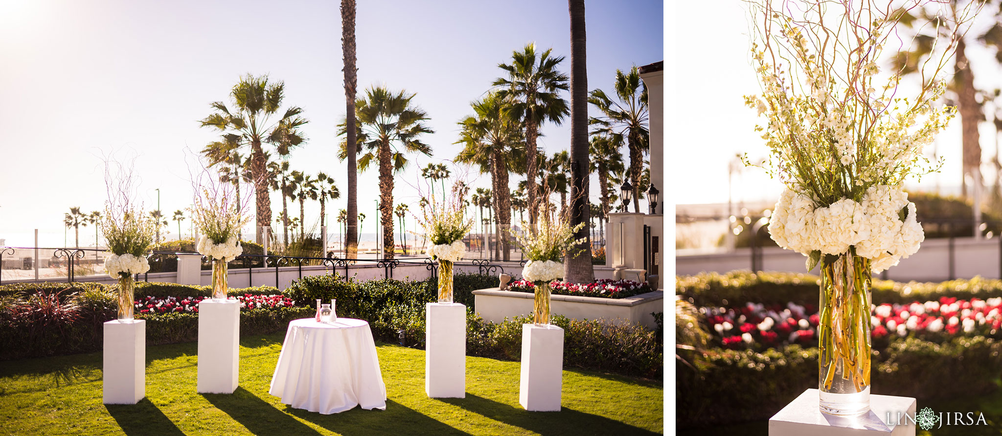 18 hyatt regency huntington beach wedding ceremony photography
