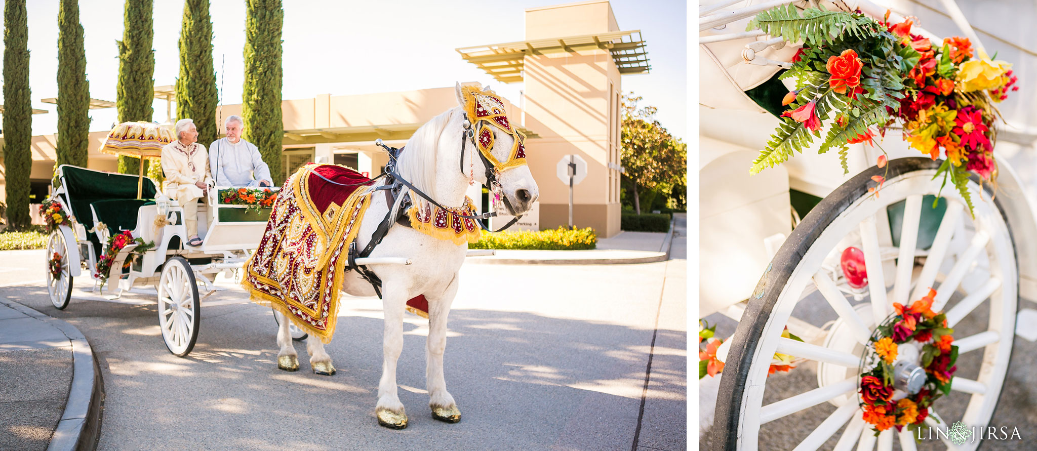 20 four seasons westlake village indian wedding baraat photography