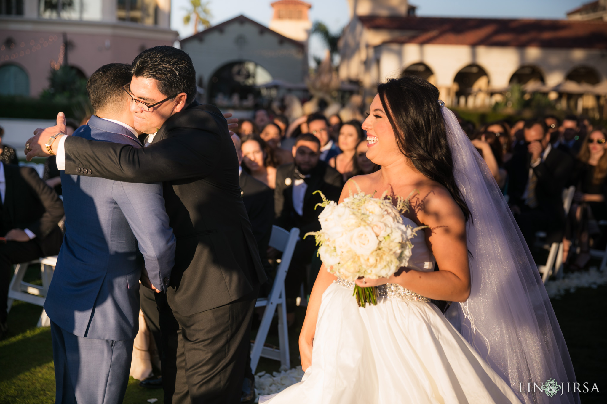 20 hyatt regency huntington beach wedding ceremony photography