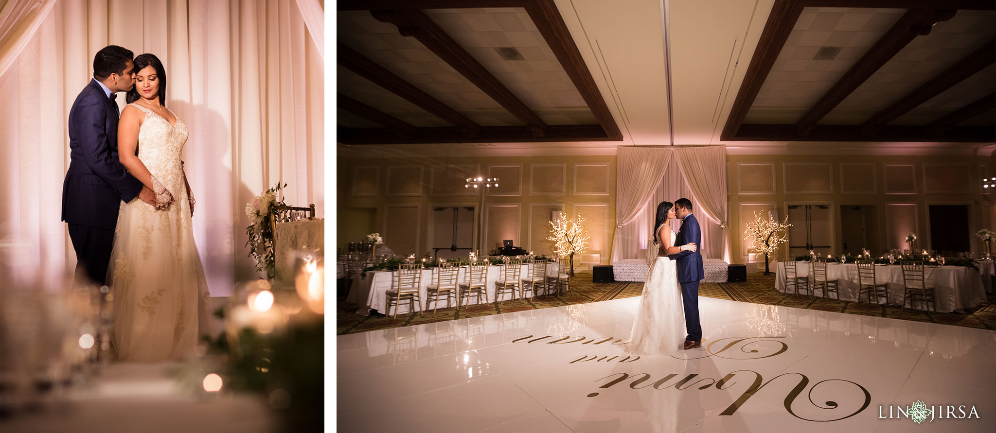20 hyatt regency huntington beach wedding reception photography