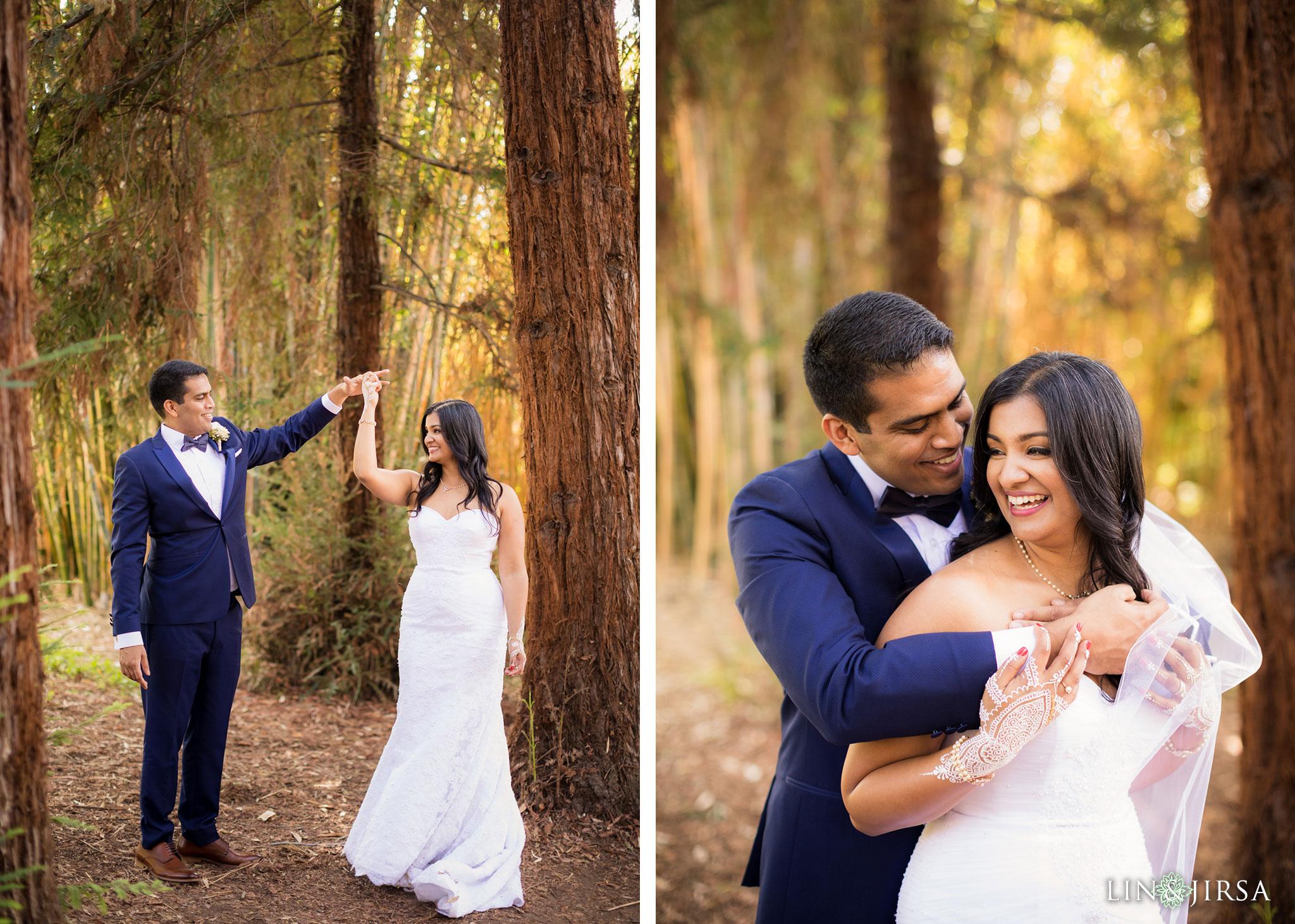 25 Fullerton Arboretum Orange County Wedding Photography