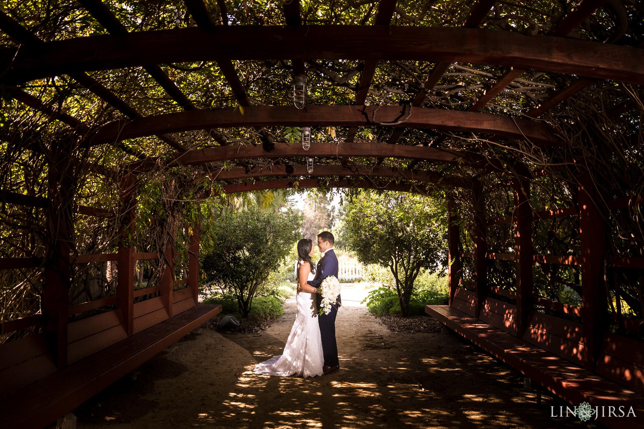 27 Fullerton Arboretum Orange County Wedding Photography
