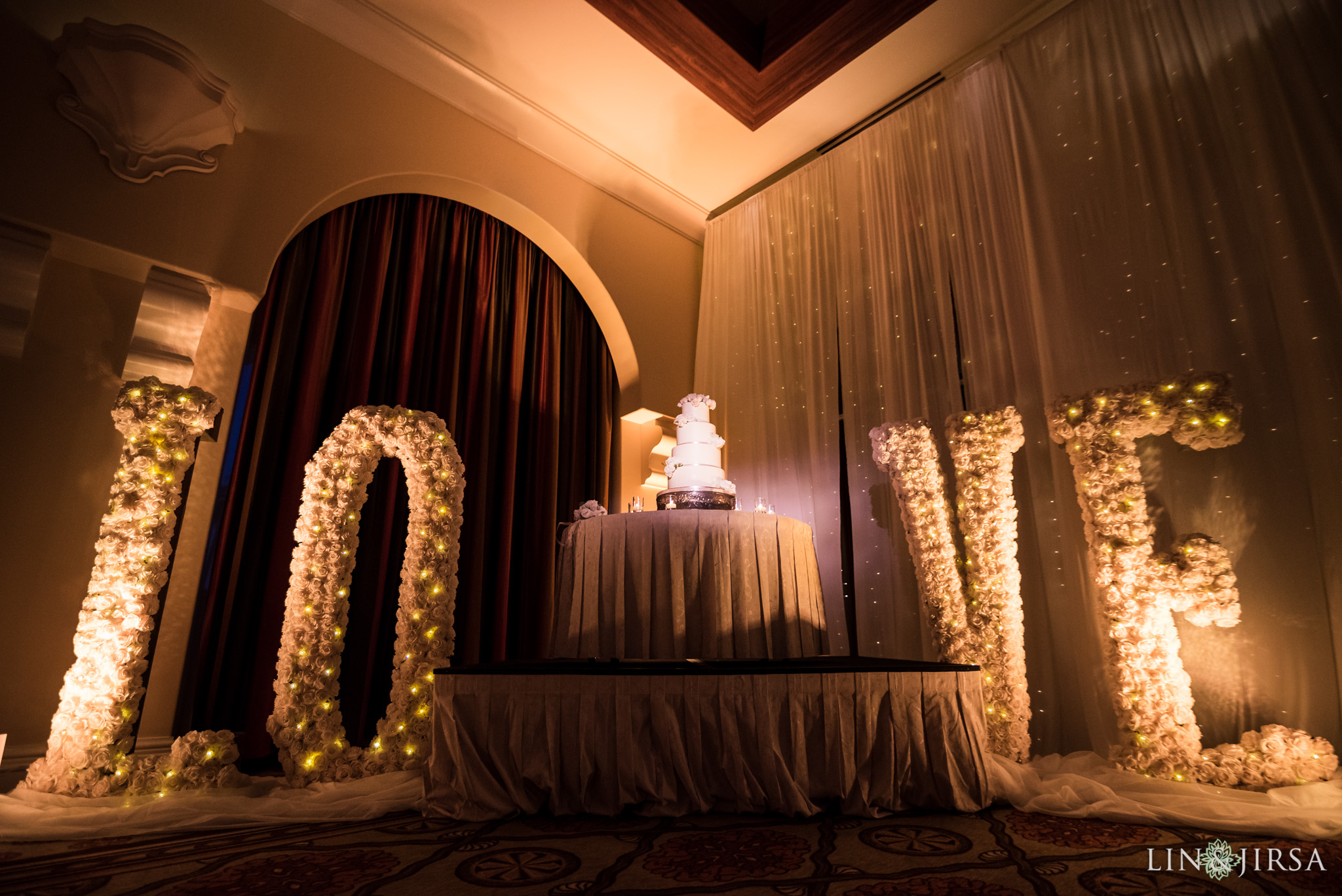 31 hyatt regency huntington beach wedding reception photography