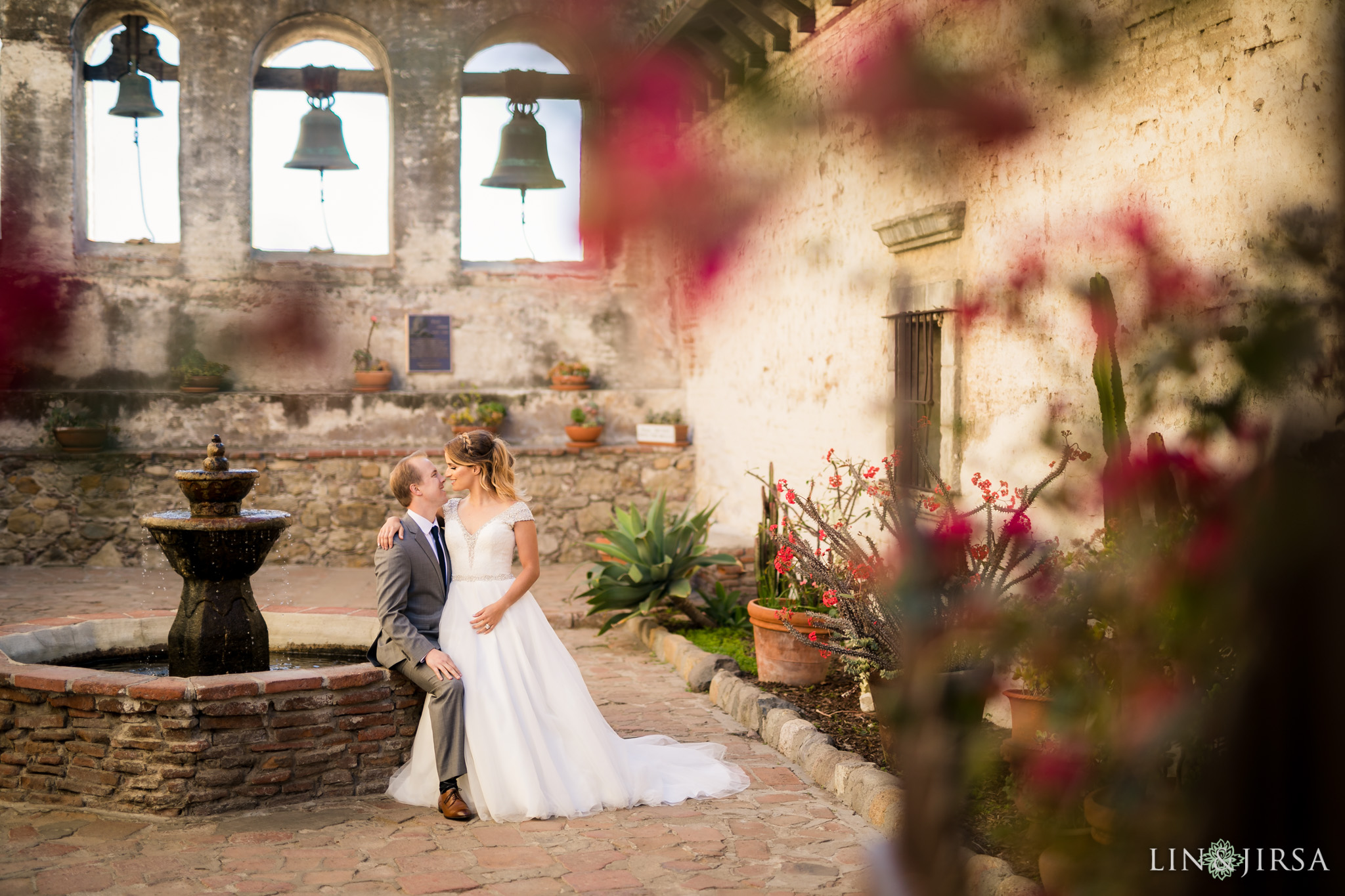 01 mission san juan capistrano post wedding photography