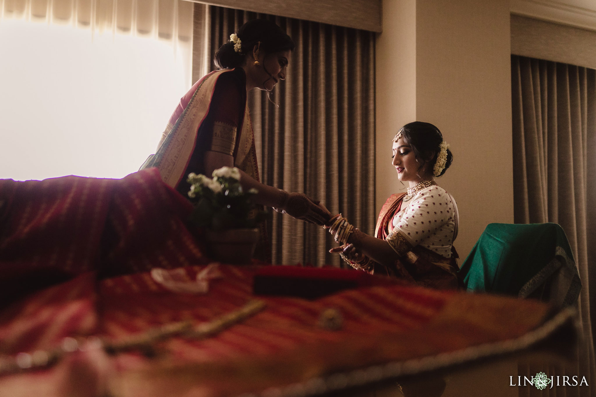 02 hotel irvine indian bride wedding photography