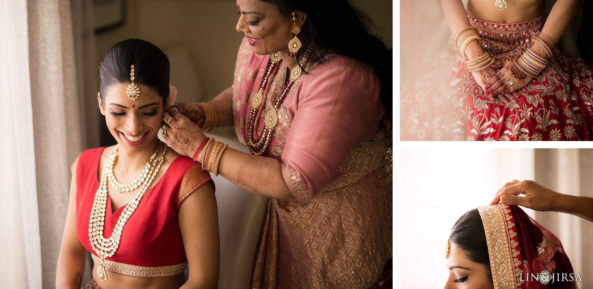 04 ritz carlton laguna niguel indian bride wedding photography