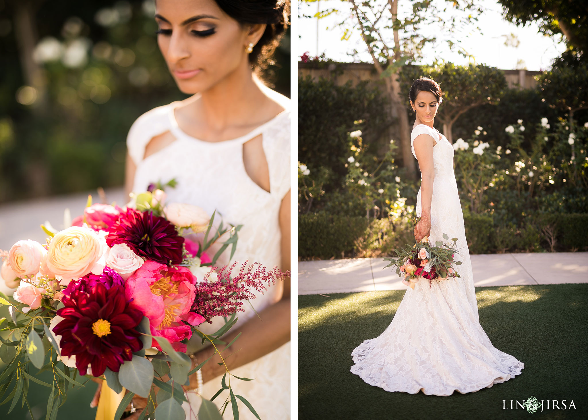 05 newport beach marriott hotel indian bride wedding photography