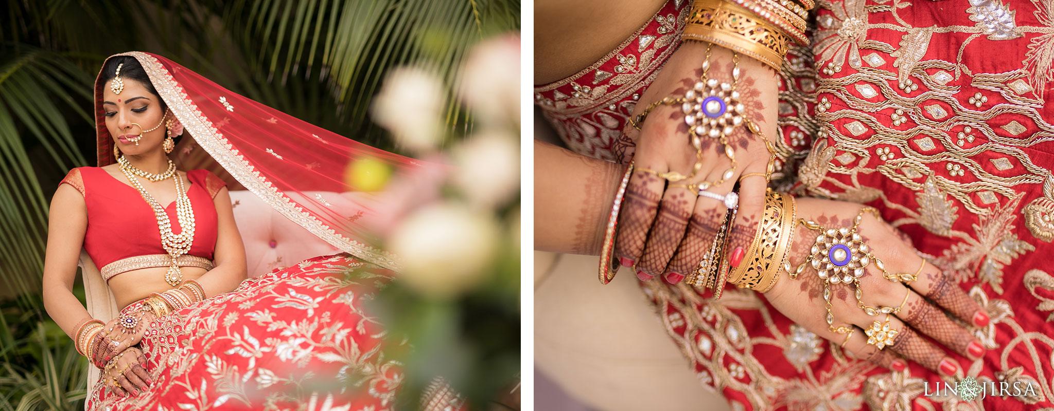07 ritz carlton laguna niguel indian bride wedding photography