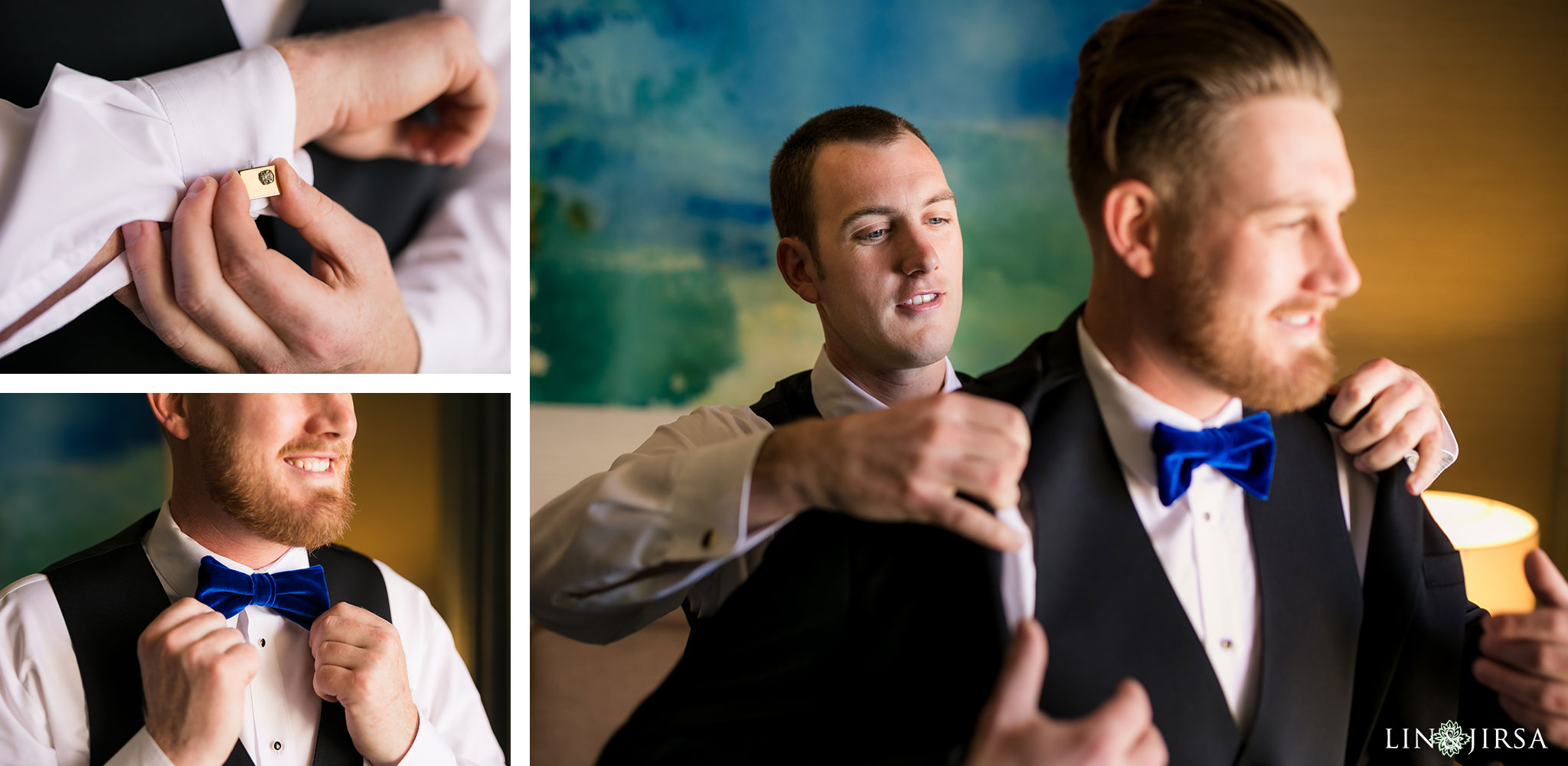07 shade hotel redondo beach groom wedding photography