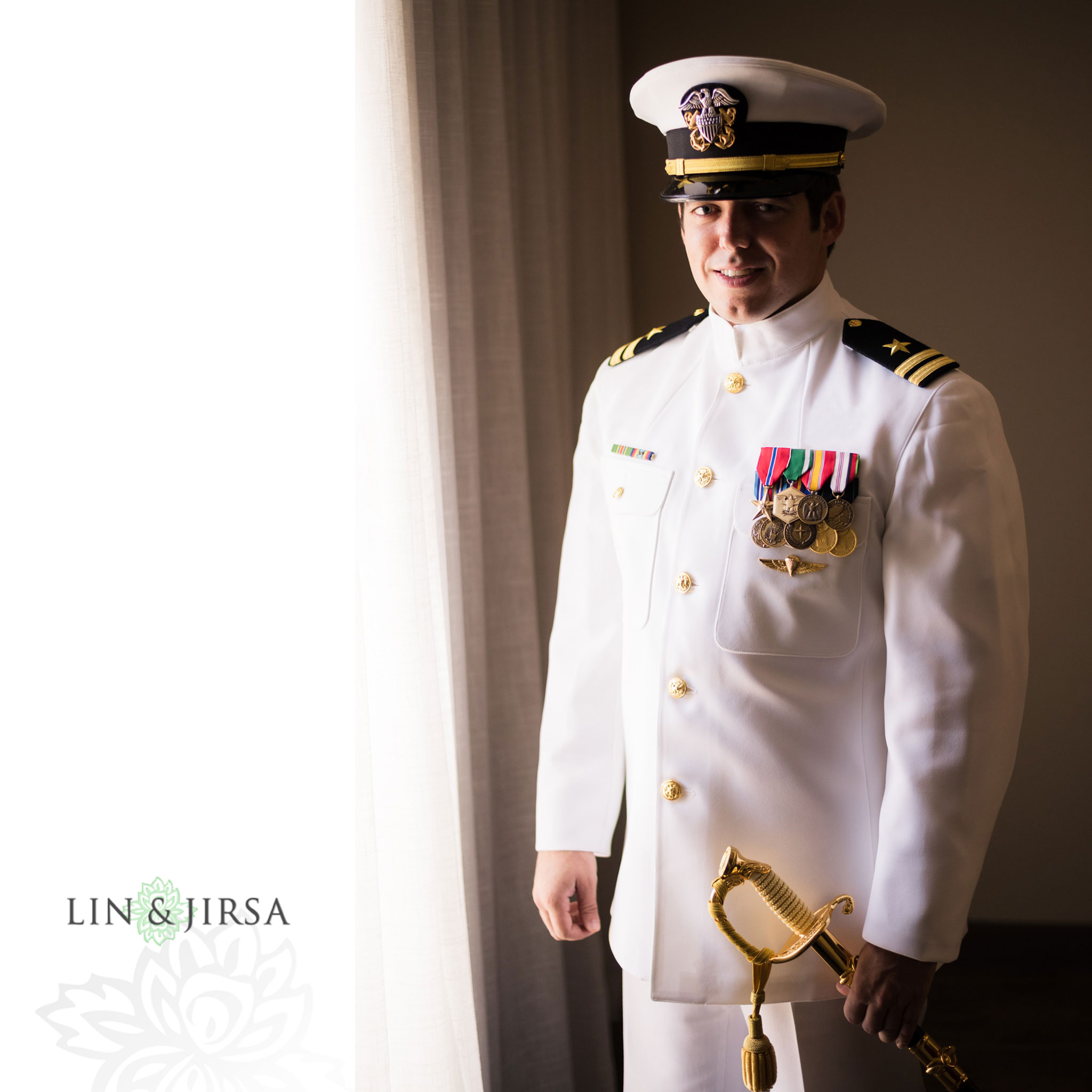 08 newport beach marriott hotel navyseal groom wedding photography 1