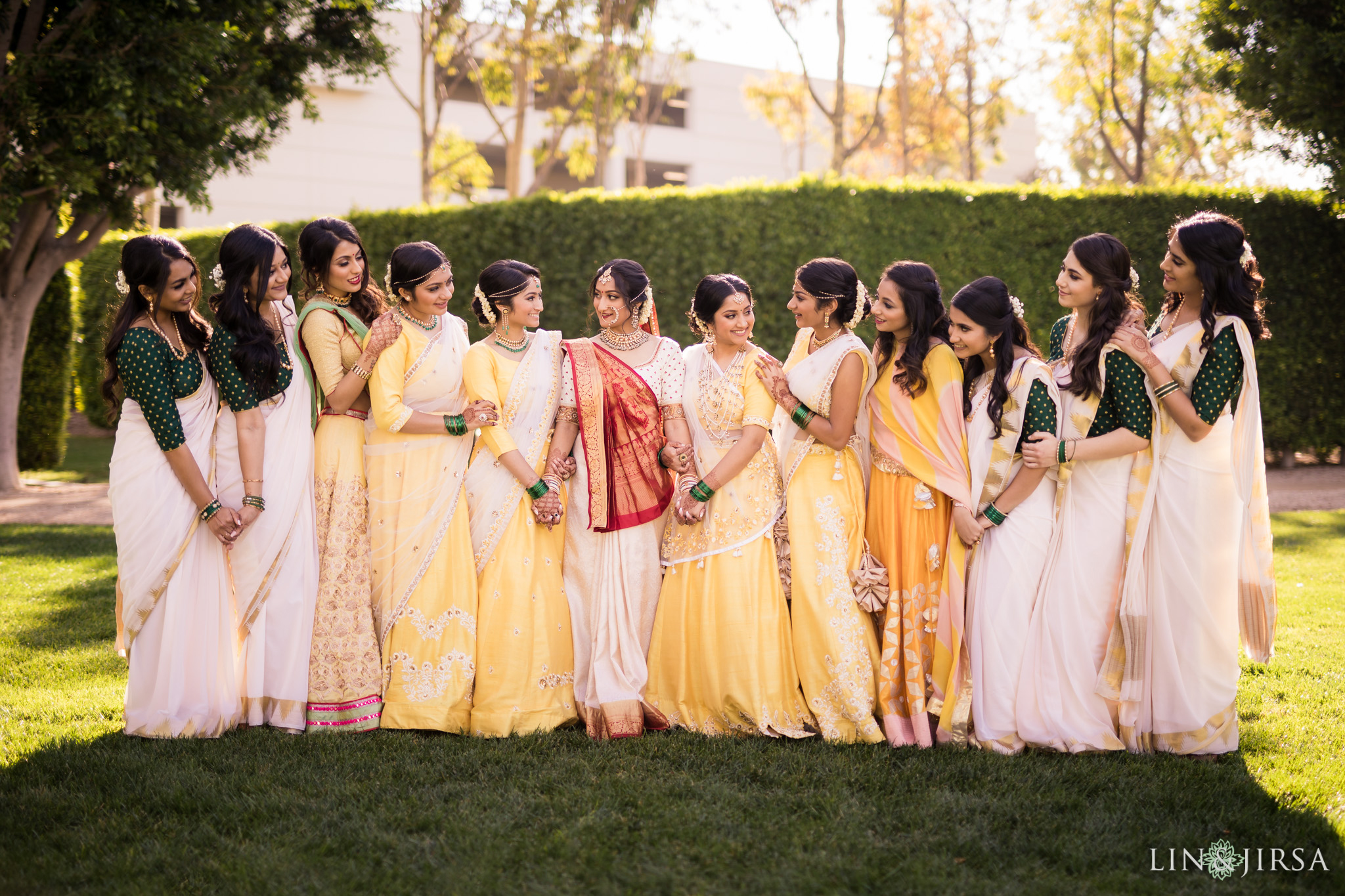 10 hotel irvine indian bridesmaids wedding photography 1