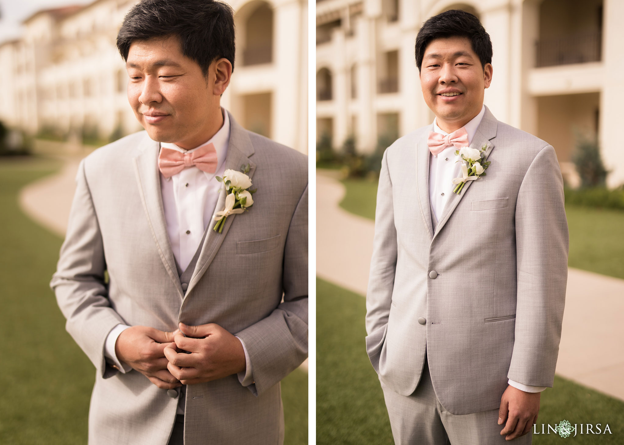 10 monarch beach resort groom wedding photography