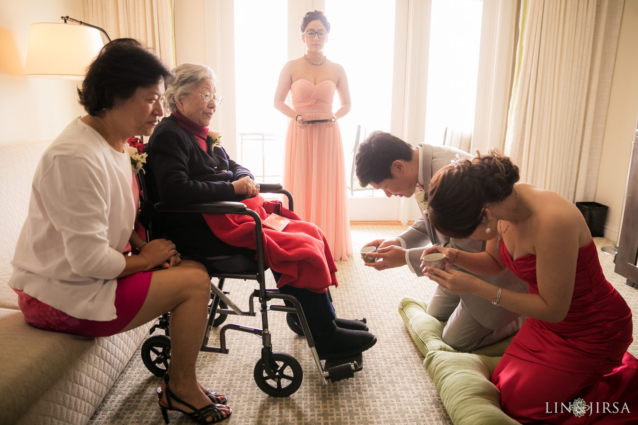11 monarch beach resort tea ceremony wedding photography 1