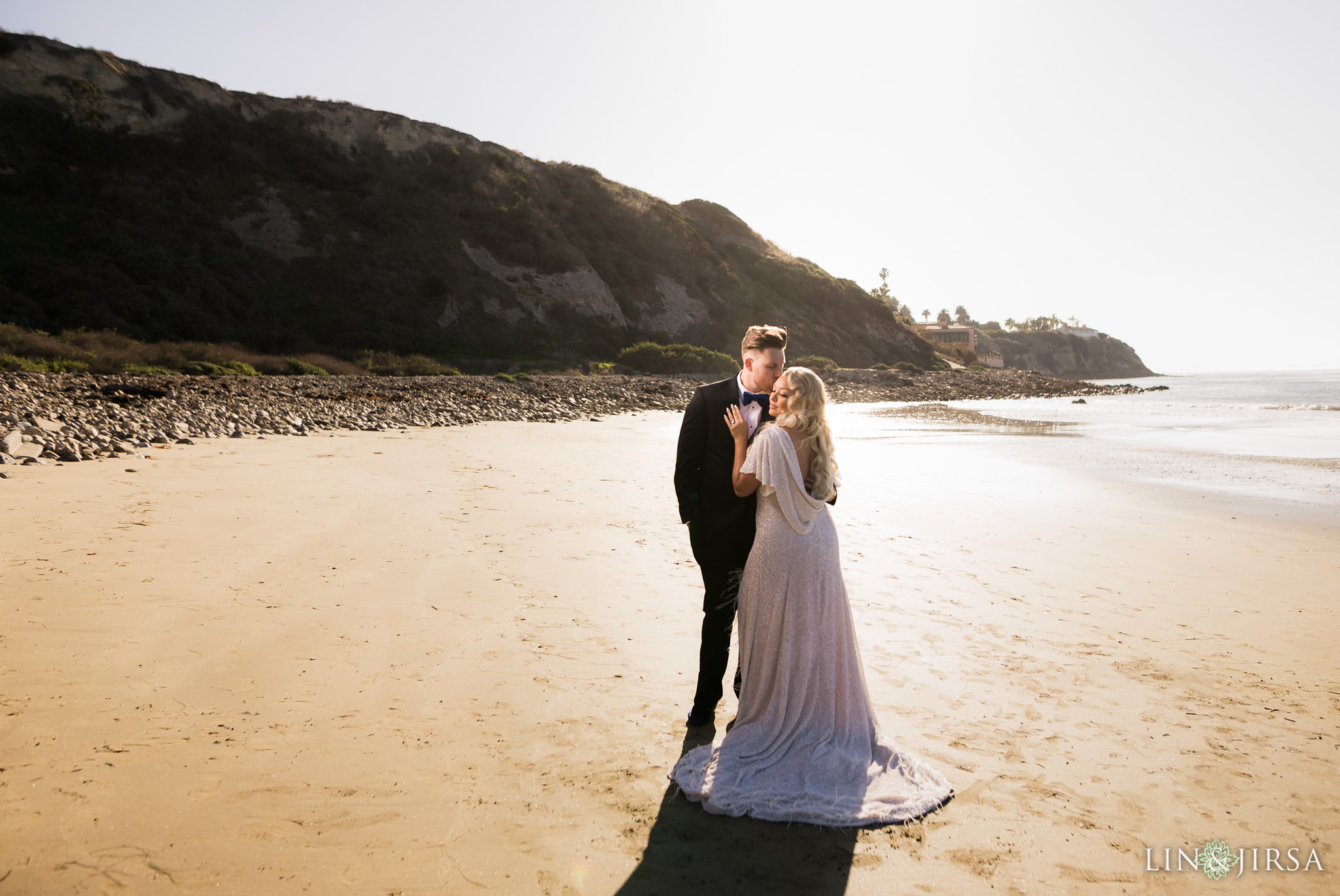 11 redondo beach first look wedding photography