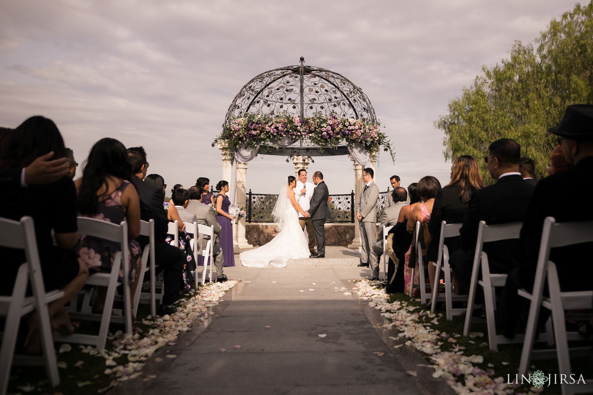 13 old ranch country club seal beach wedding ceremony photography