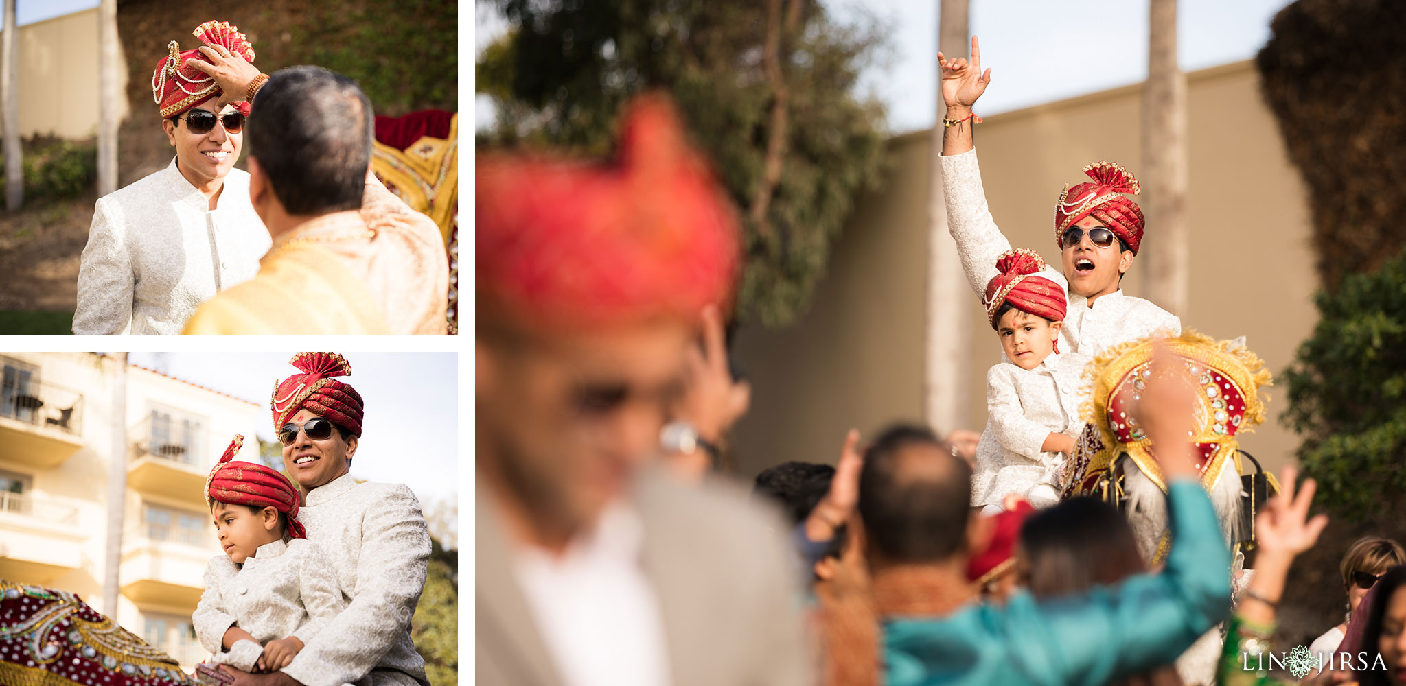 17 ritz carlton laguna niguel baraat indian wedding photography
