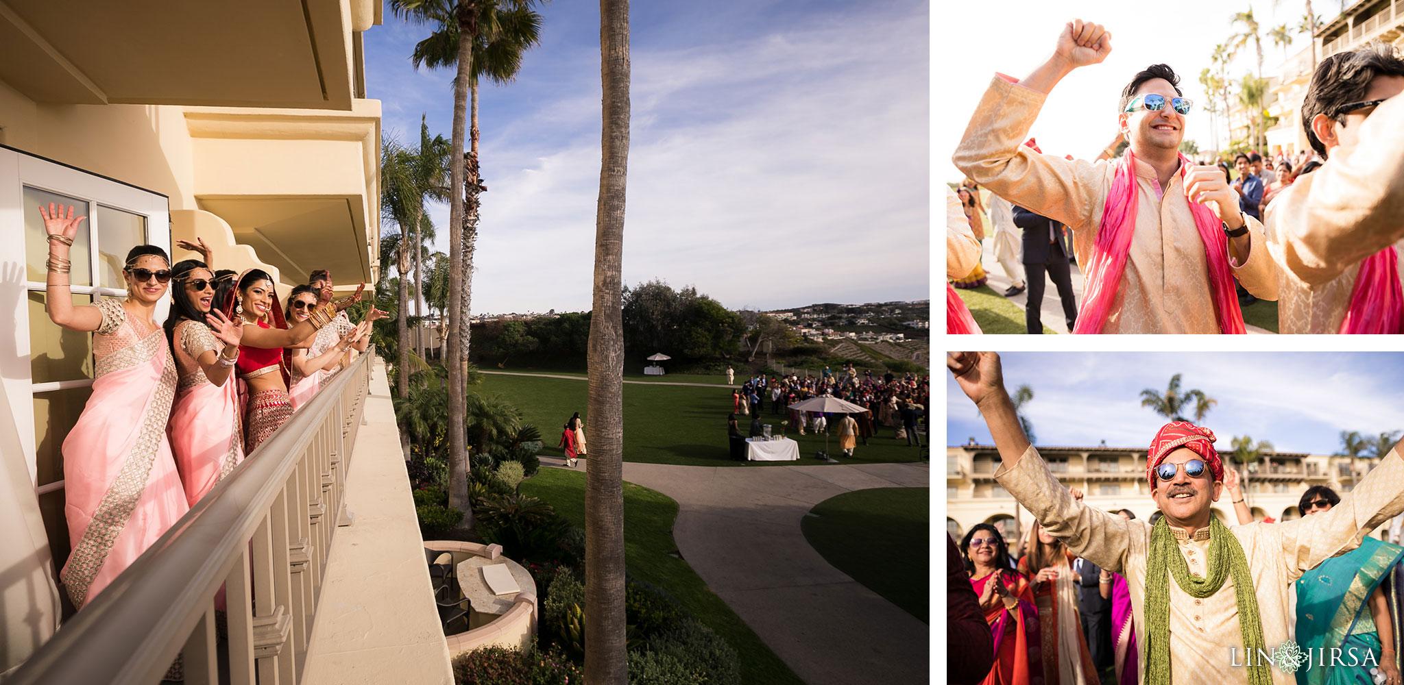 18 ritz carlton laguna niguel baraat indian wedding photography