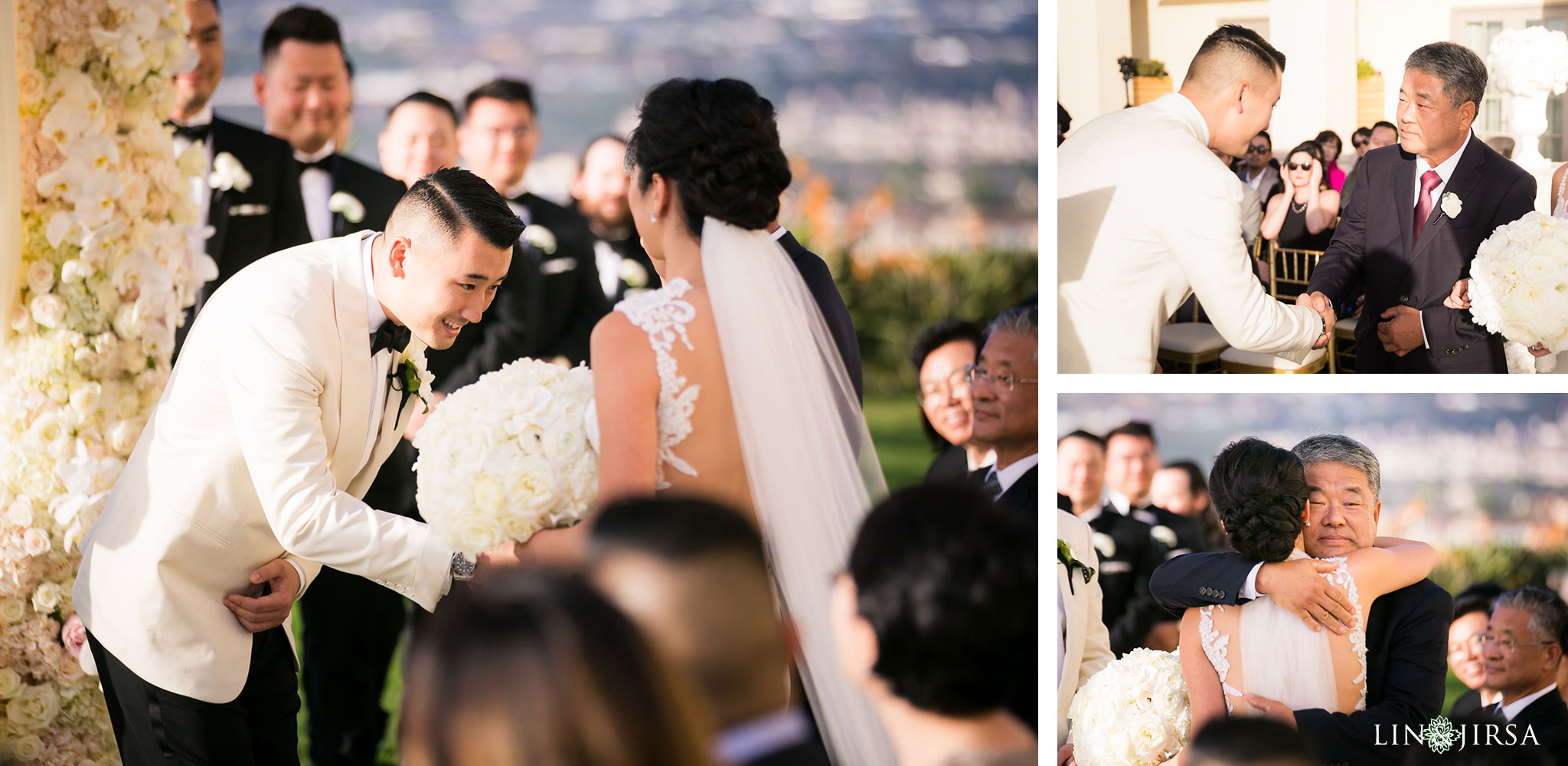 19 ritz carlton laguna niguel wedding ceremony photography