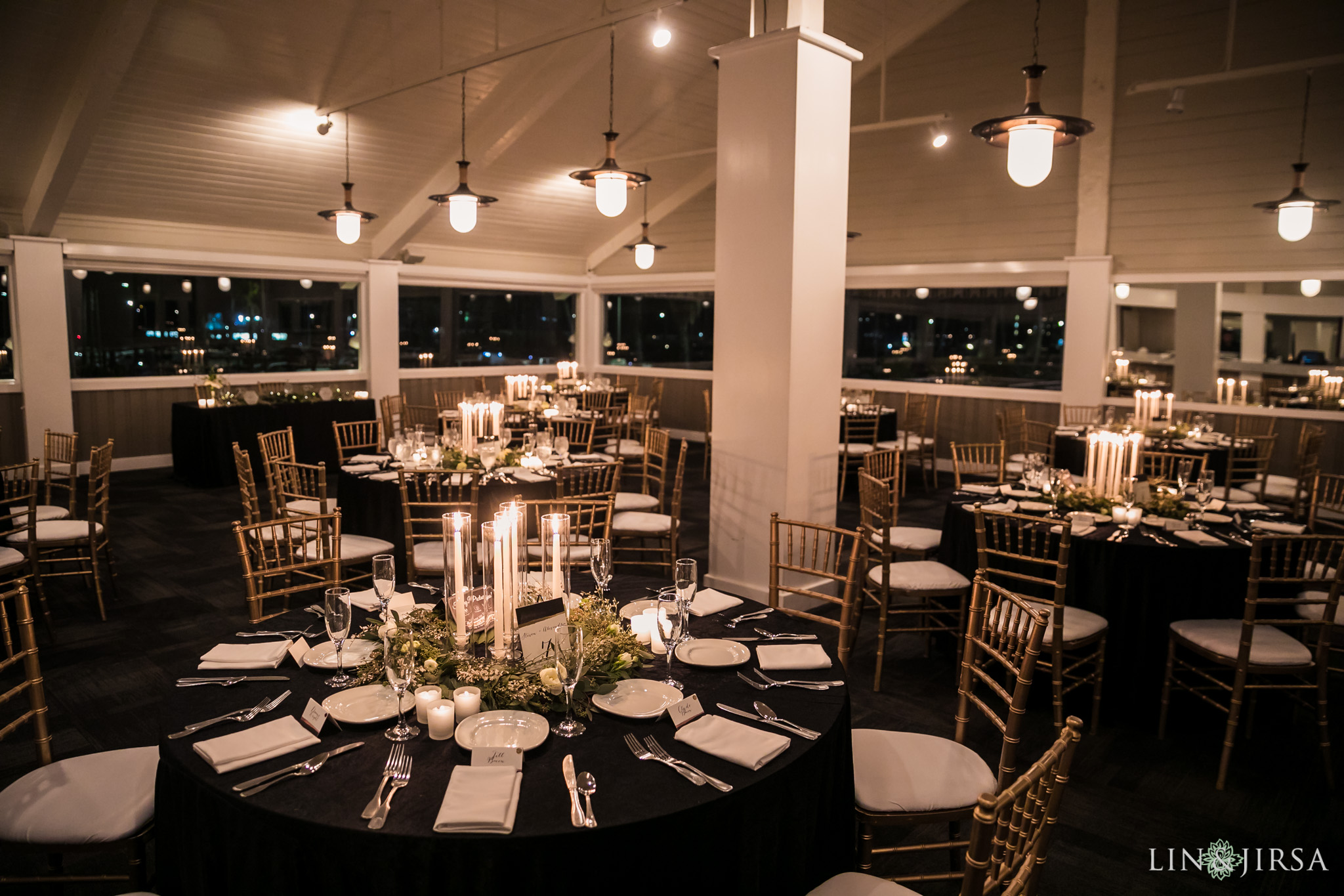 22 bluewater grill redondo beach wedding reception photography