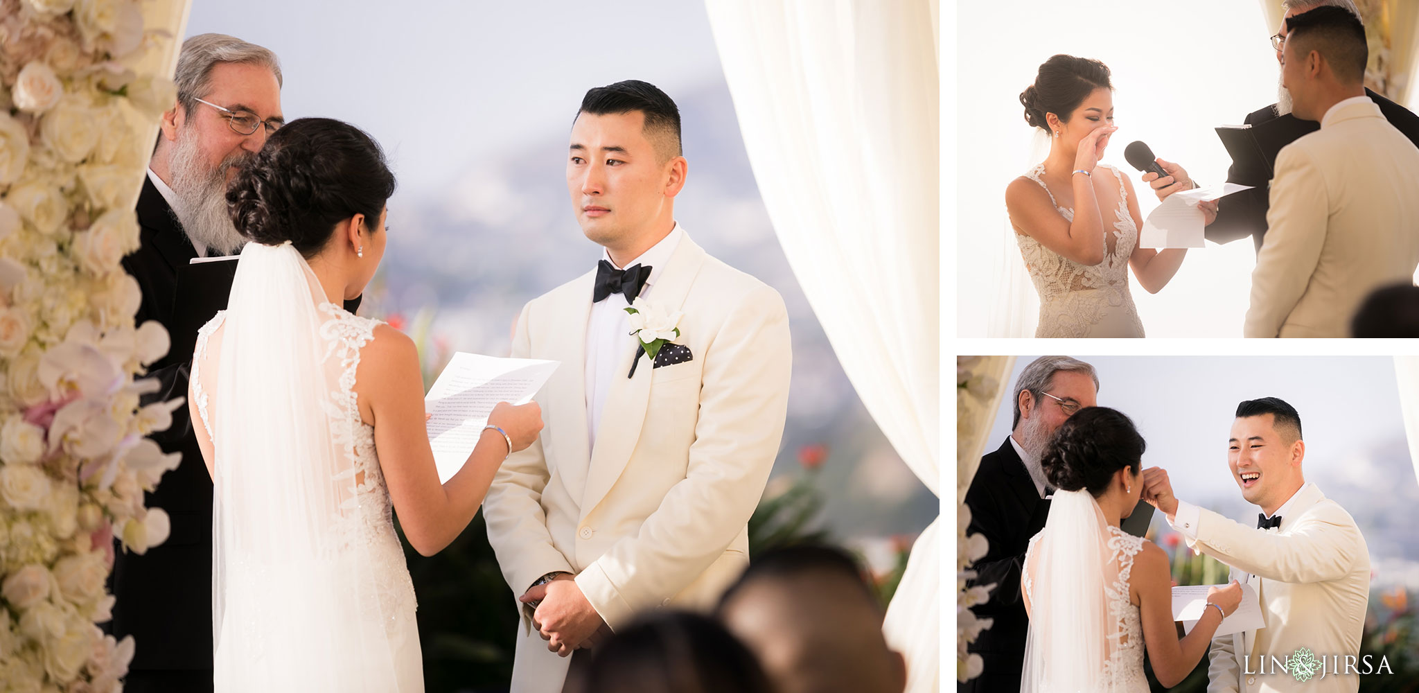 22 ritz carlton laguna niguel wedding ceremony photography
