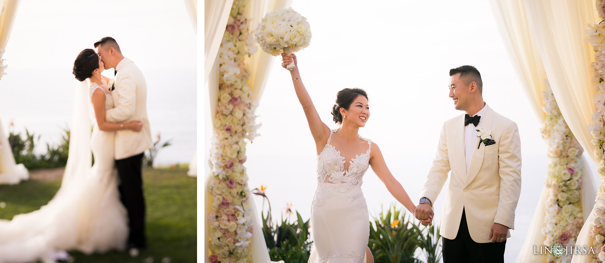 24 ritz carlton laguna niguel wedding ceremony photography