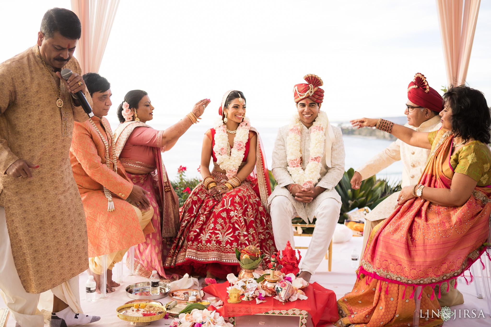 25 ritz carlton laguna niguel indian wedding ceremony photography