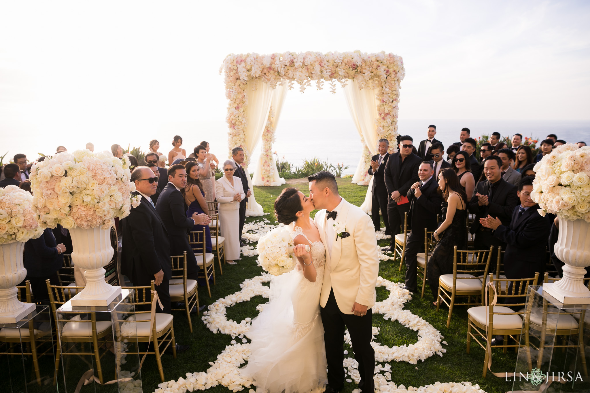 25 ritz carlton laguna niguel wedding ceremony photography