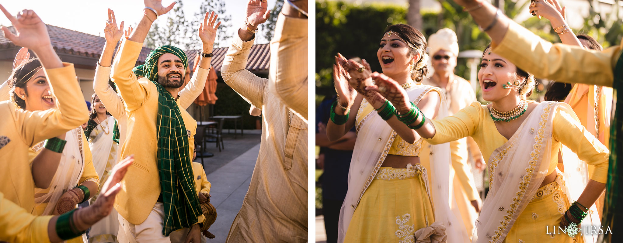 26 hotel irvine indian wedding baraat photography
