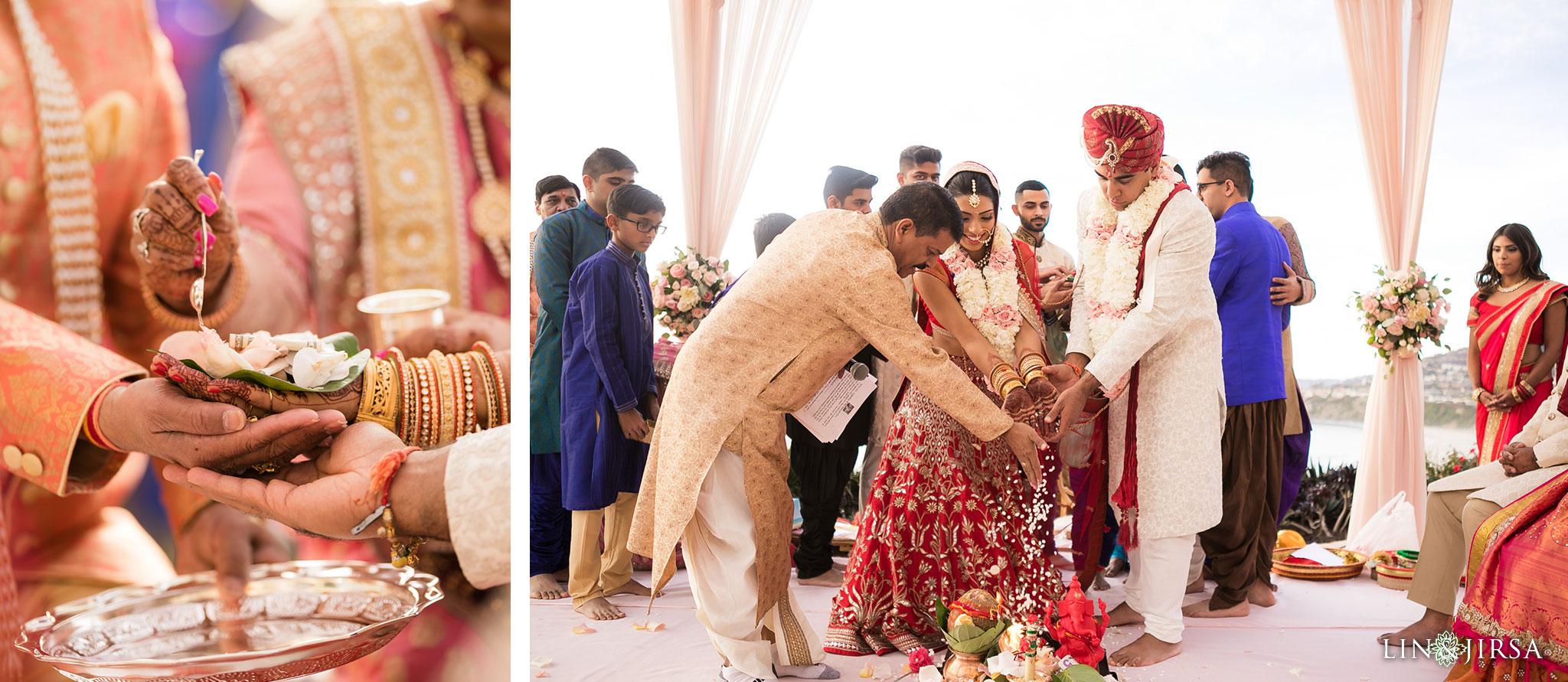 26 ritz carlton laguna niguel indian wedding ceremony photography
