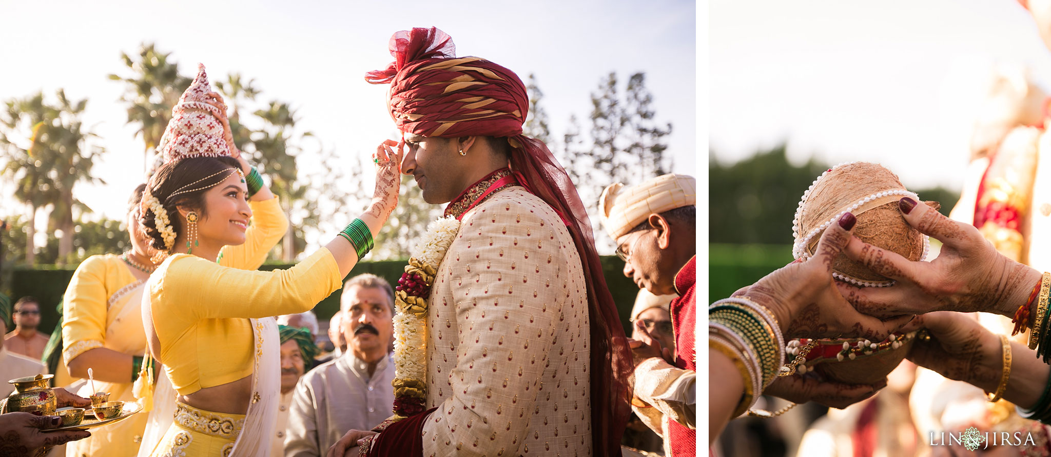 27 hotel irvine indian wedding baraat photography