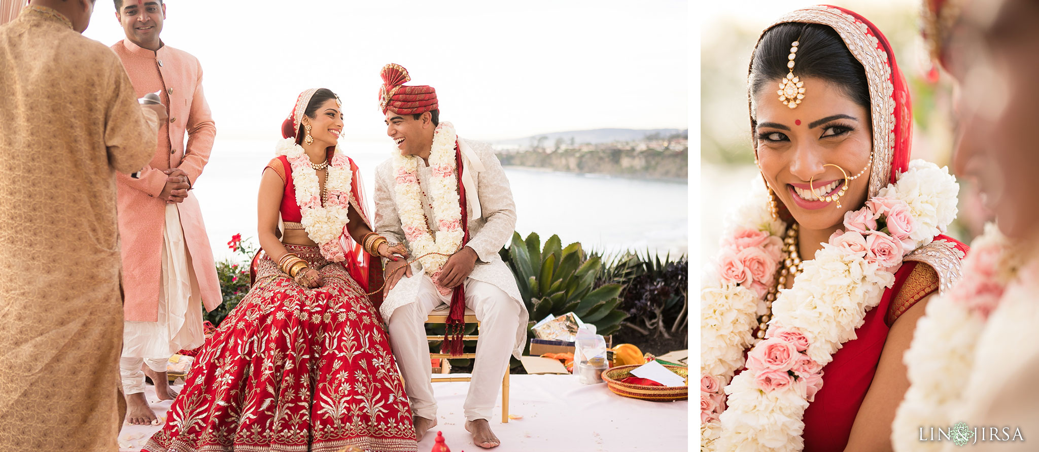 27 ritz carlton laguna niguel indian wedding ceremony photography