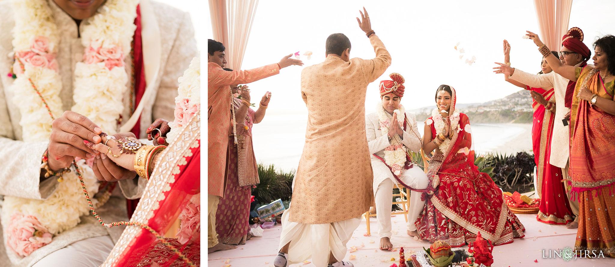 28 ritz carlton laguna niguel indian wedding ceremony photography