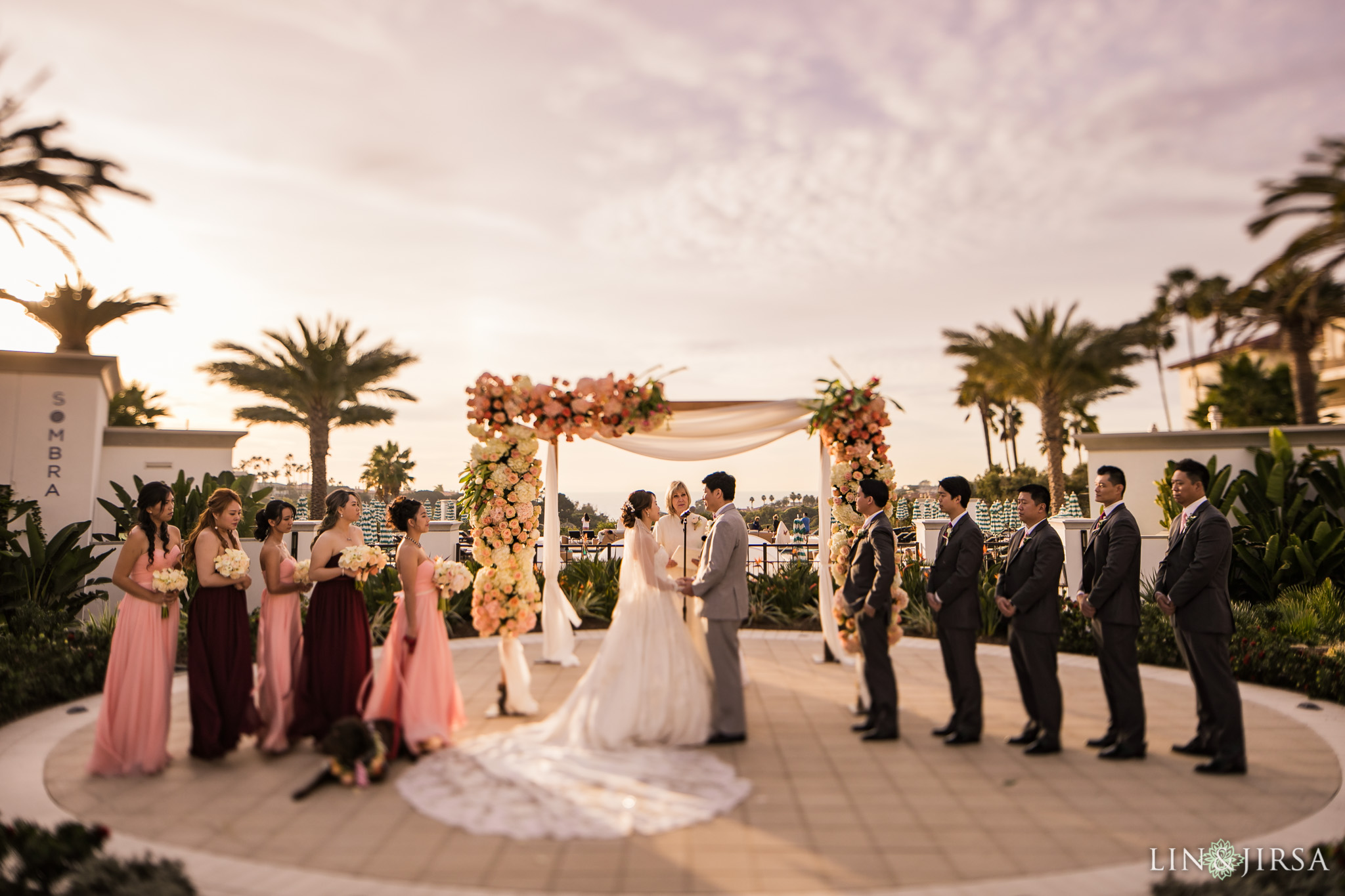 29 monarch beach resort wedding ceremony photography