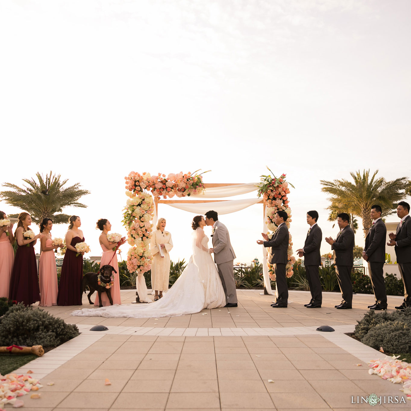 32 monarch beach resort wedding ceremony photography