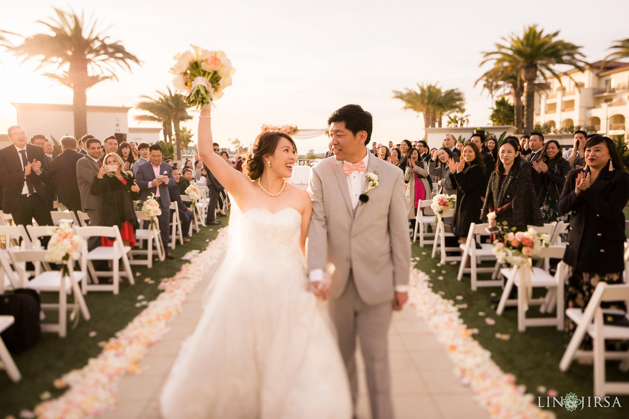 33 monarch beach resort wedding ceremony photography