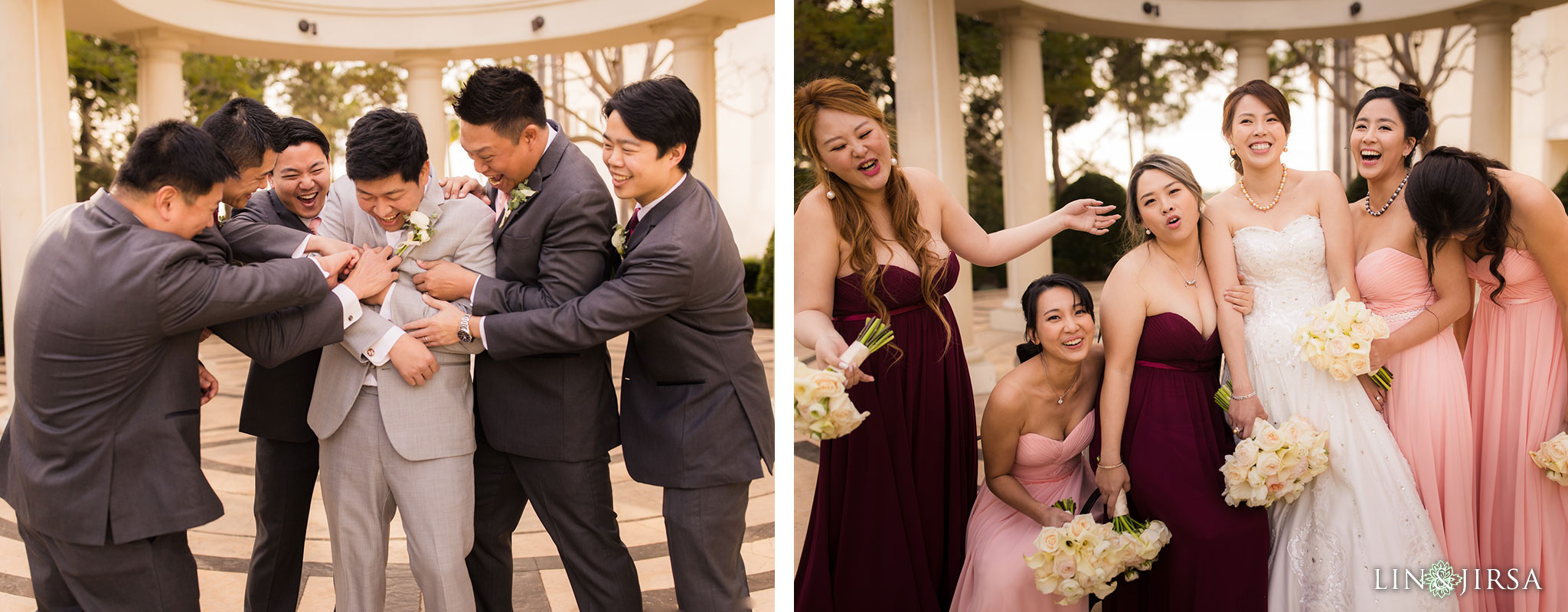 36 monarch beach resort wedding party photography