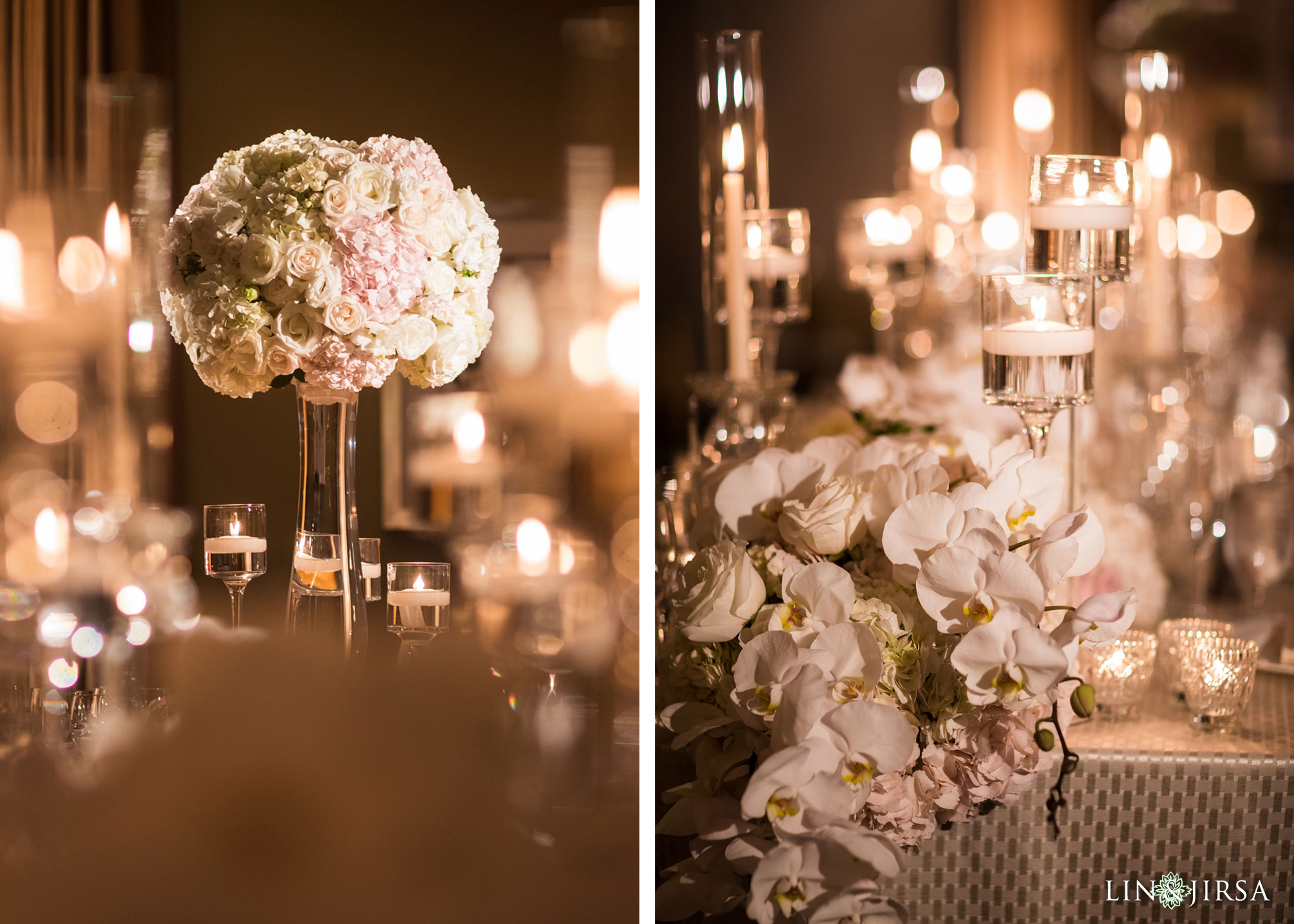 37 ritz carlton laguna niguel wedding reception florals photography