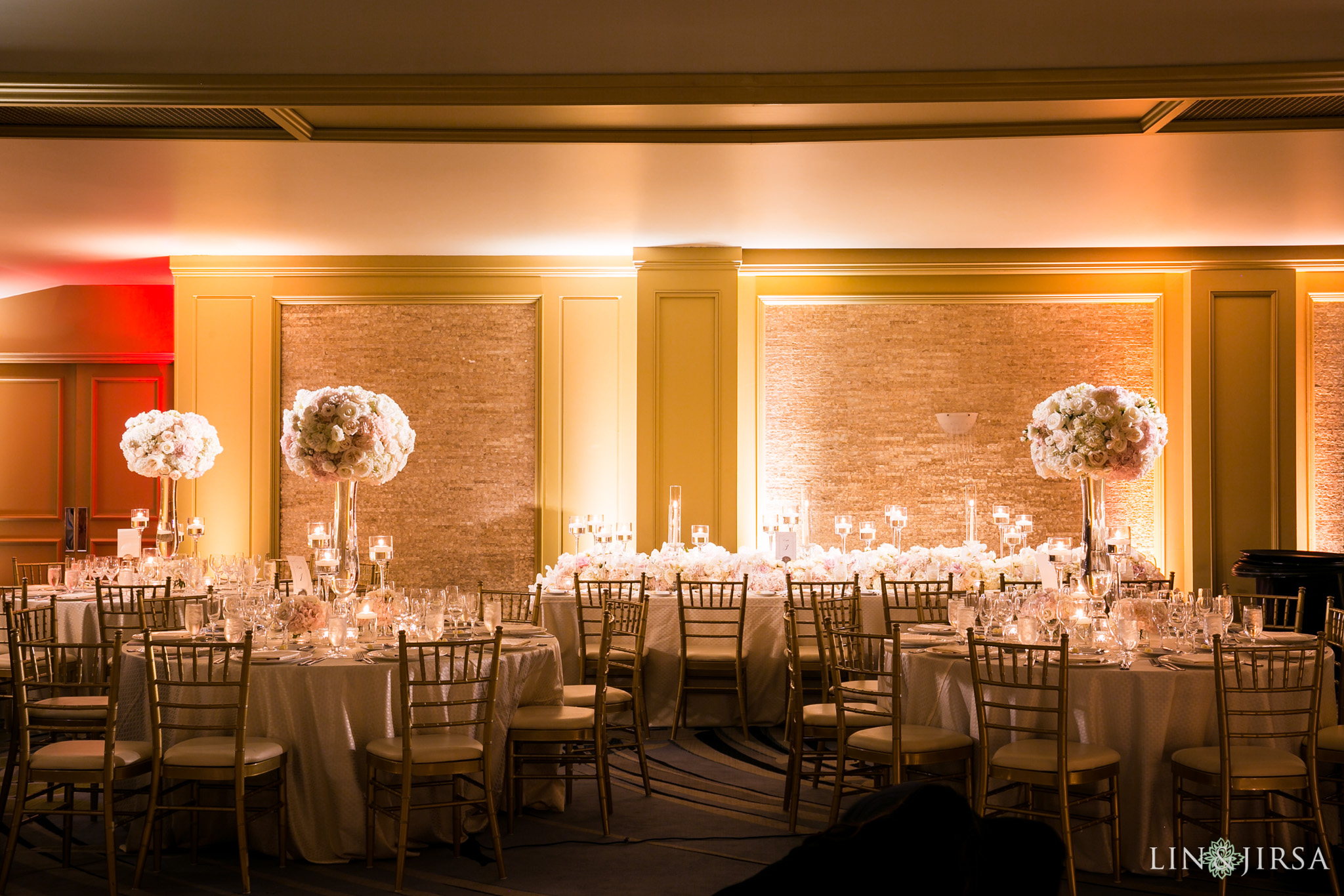 39 ritz carlton laguna niguel wedding reception photography