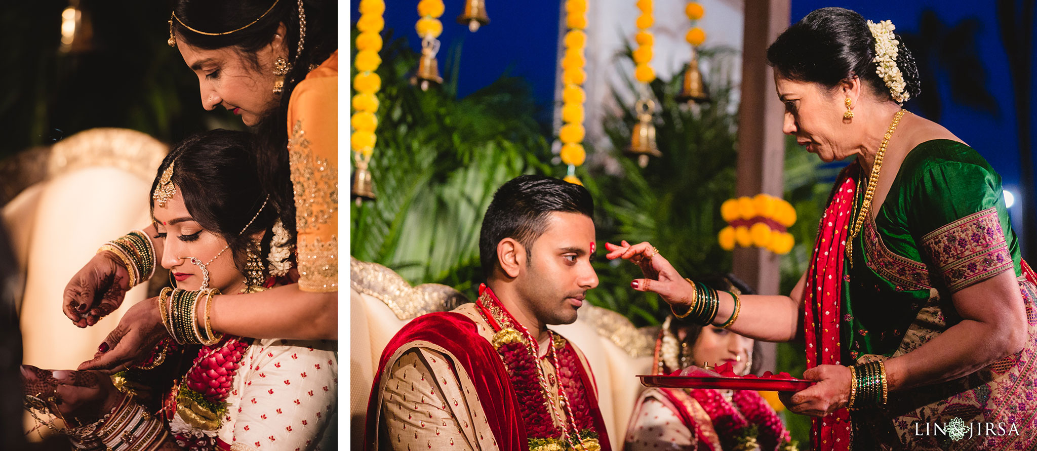 41 hotel irvine indian wedding ceremony photography