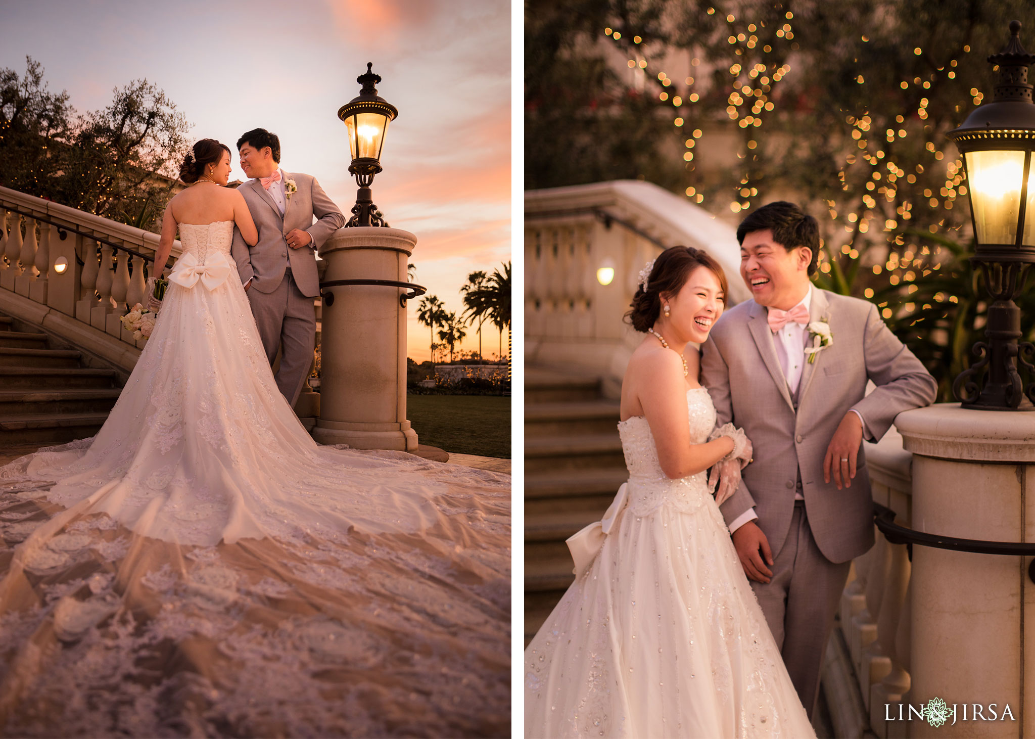 41 monarch beach resort sunset wedding photography