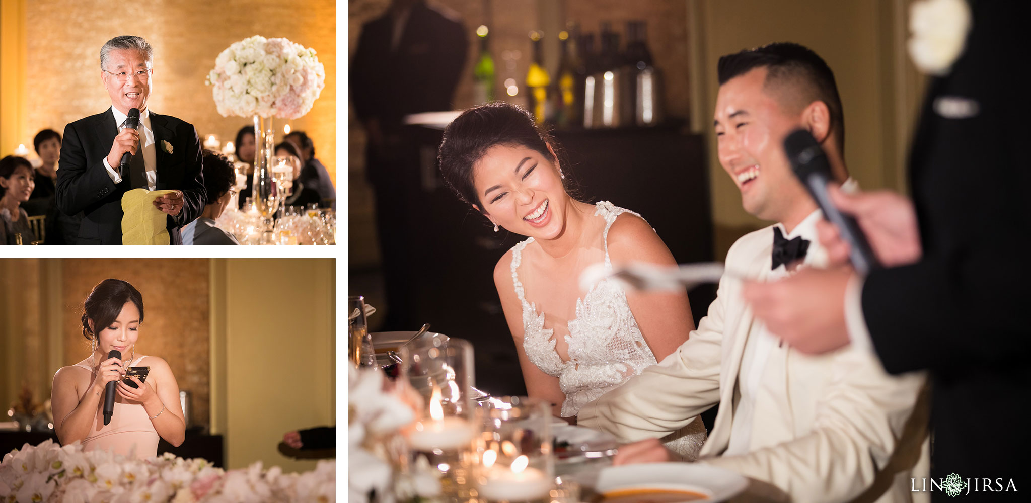 43 ritz carlton laguna niguel wedding reception speeches photography