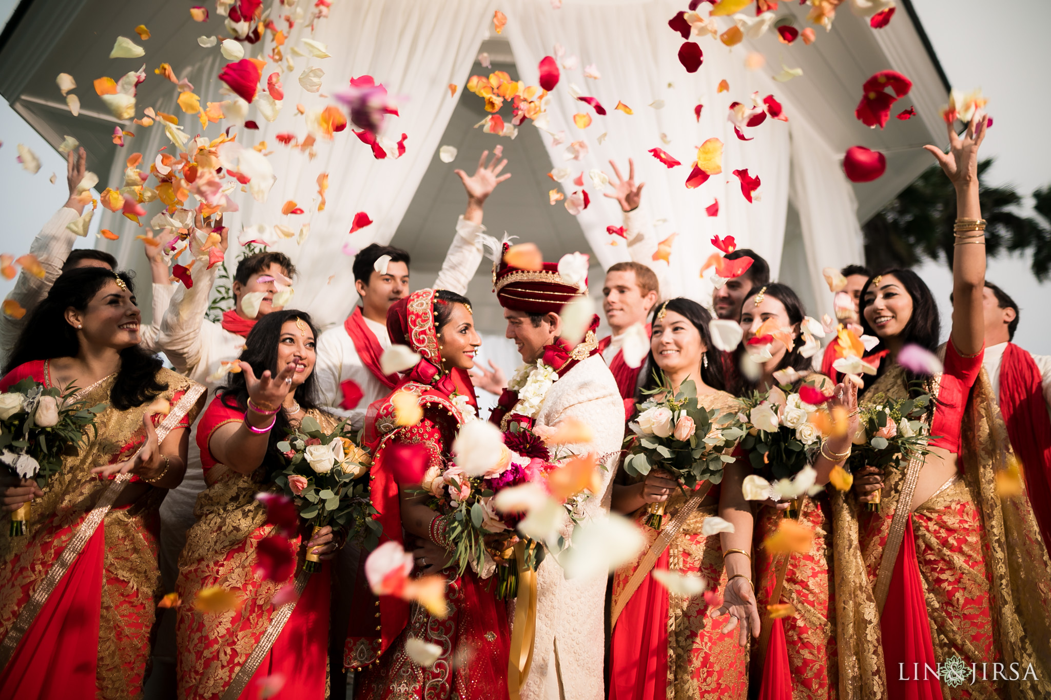 Newport Beach Marriott Hotel & Spa Indian Wedding